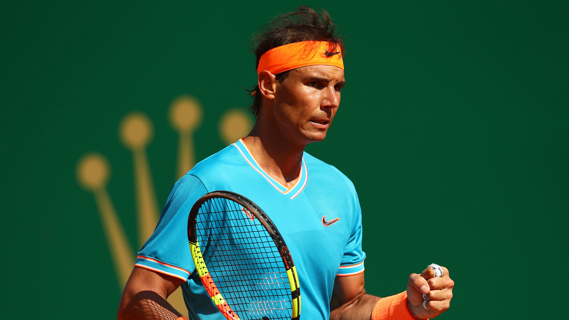 Nadal too good for Dimitrov