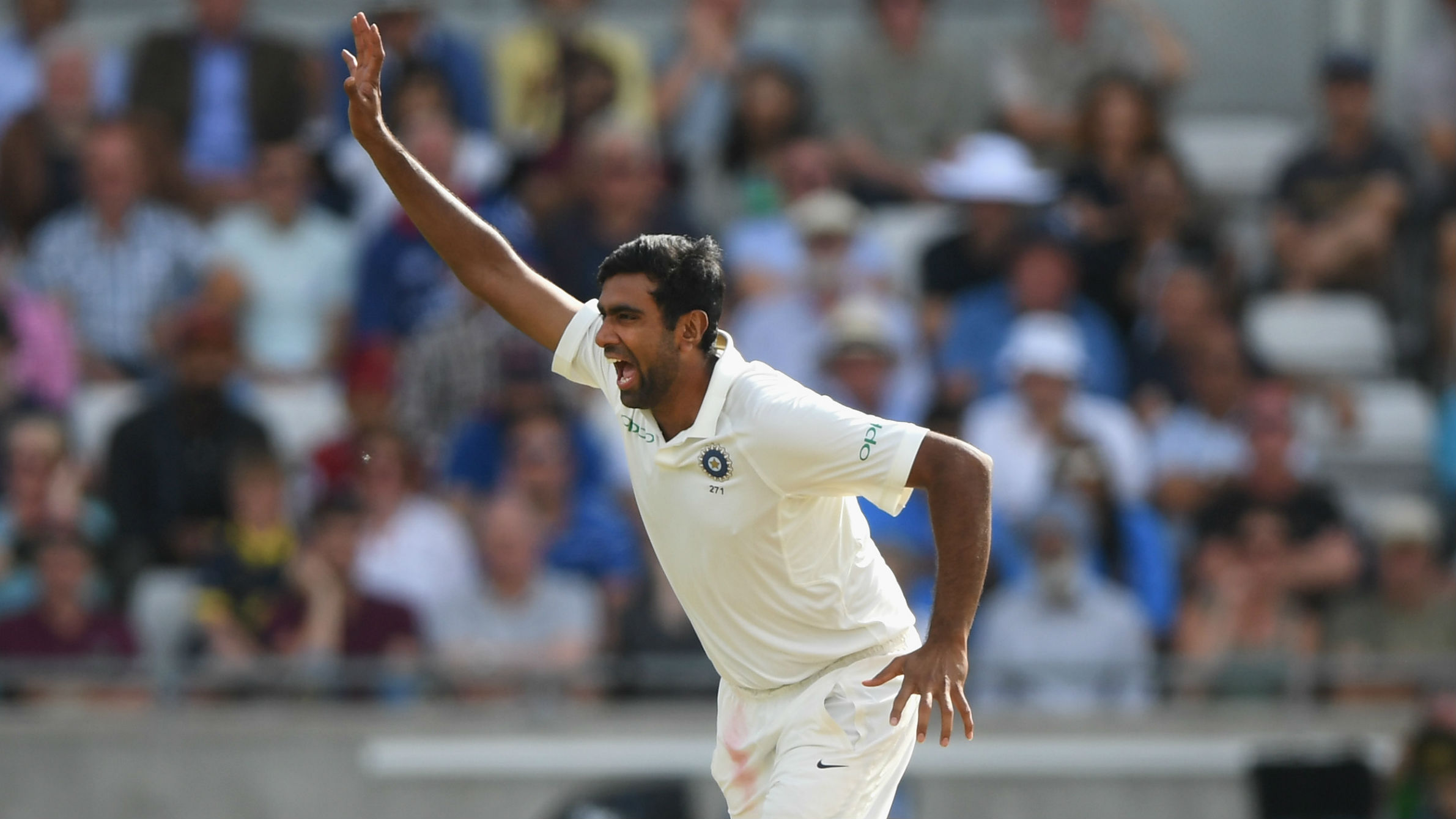 The magnificent Ravichandran Ashwin has become only the fourth India bowler to take 400 Test scalps.