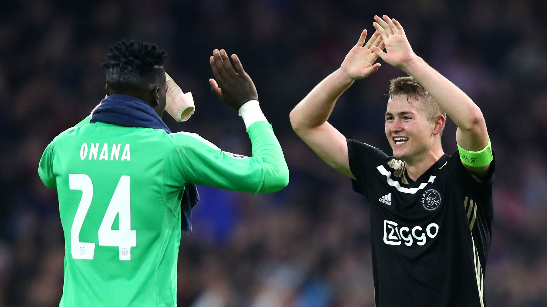 Talent spotters for Europe's current elite will have their gaze fixed on an Ajax vintage keen to rekindle the glory days versus Real Madrid.