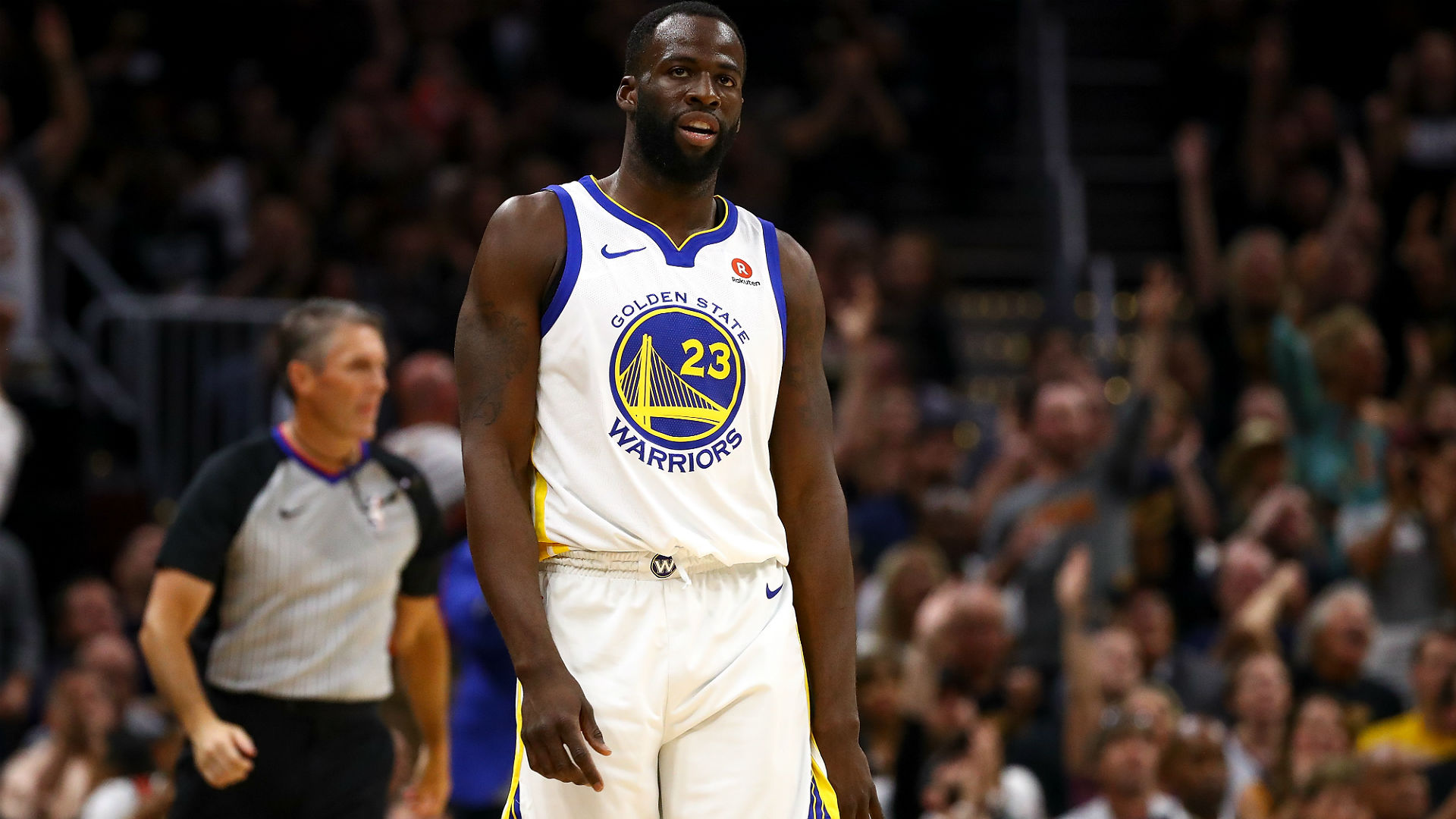 Warriors' Green to return Monday