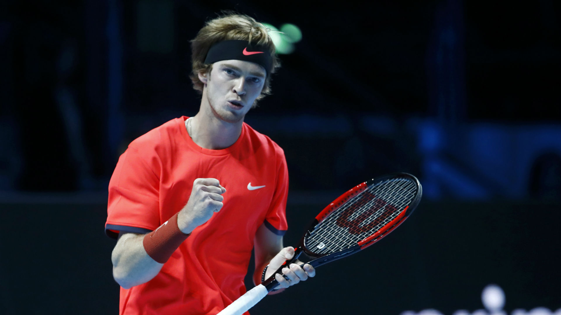Alex de Minaur and Stefanos Tsitsipas are joined in the semi-finals by Andrey Rublev and Jaume Munar at the Next Gen Finals.