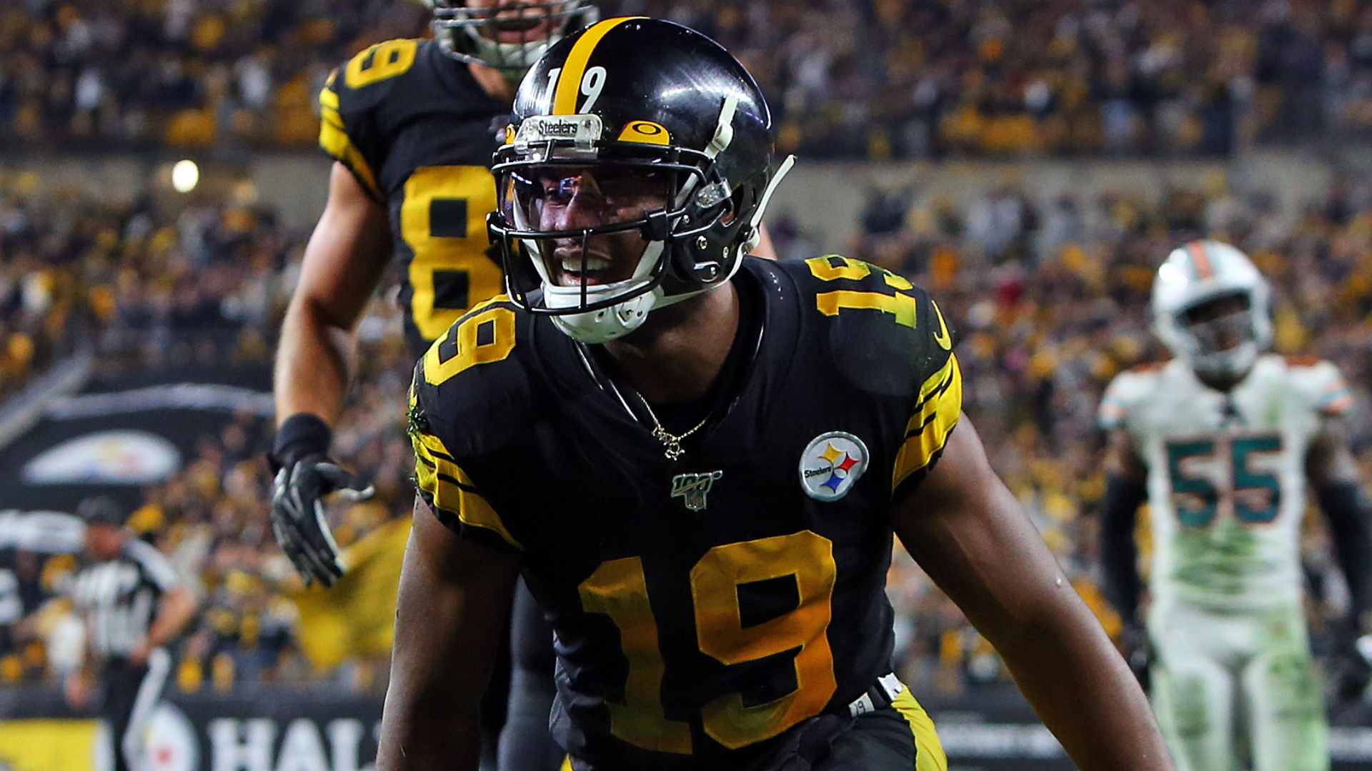 The Pittsburgh Steelers could have JuJu Smith-Schuster and James Conner back for their key meeting with the Buffalo Bills in Week 15.