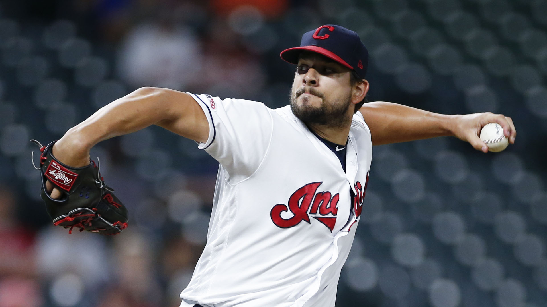 "He has converted 34 of 39 save chances, but Hand's ERA in his last 19 games is 6.00. Terry Francona: ""It's just kind of a tired arm."""