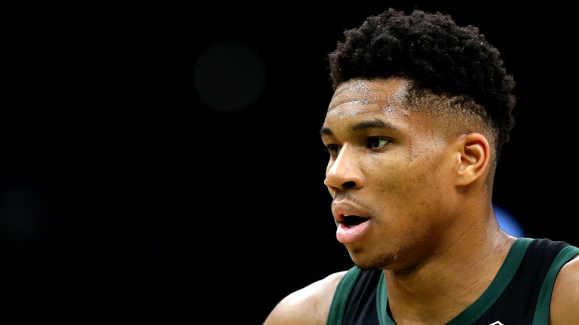 "Giannis Antetokounmpo says he will do ""whatever it takes"" to be an MVP, but is unsure if he is ready to succeed James Harden this season."