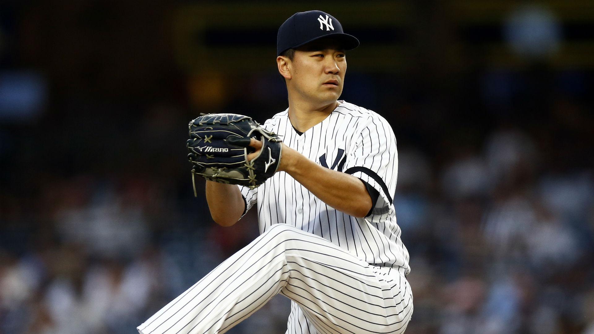 Yanks, Tanaka shuts out Rays