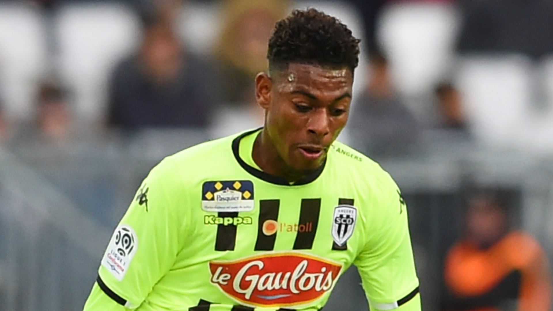 Jeff Reine-Adelaide has secured a move to Lyon from Angers, signing a five-year contract.