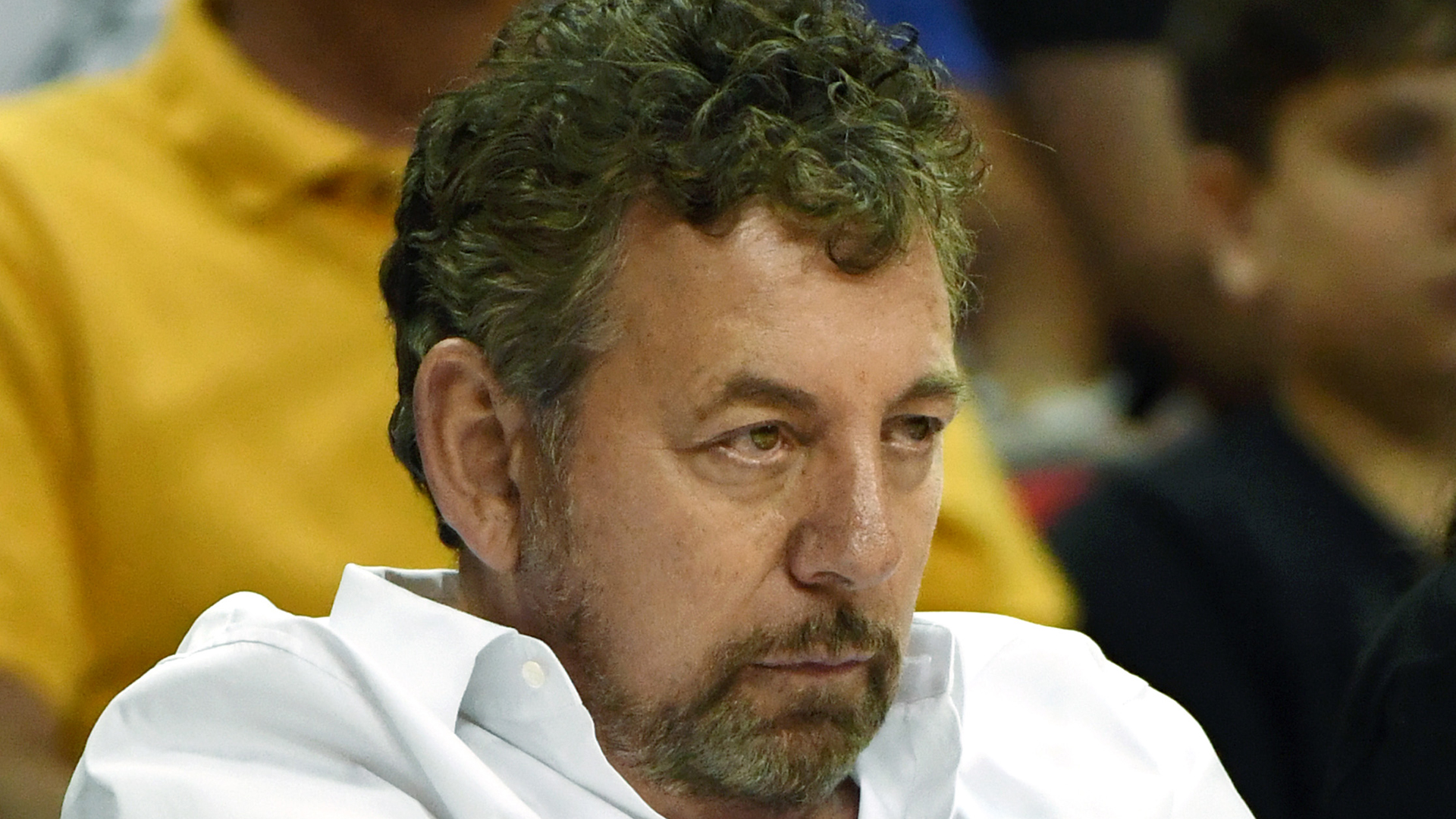 James Dolan, the owner of the New York Knicks, has contracted coronavirus.
