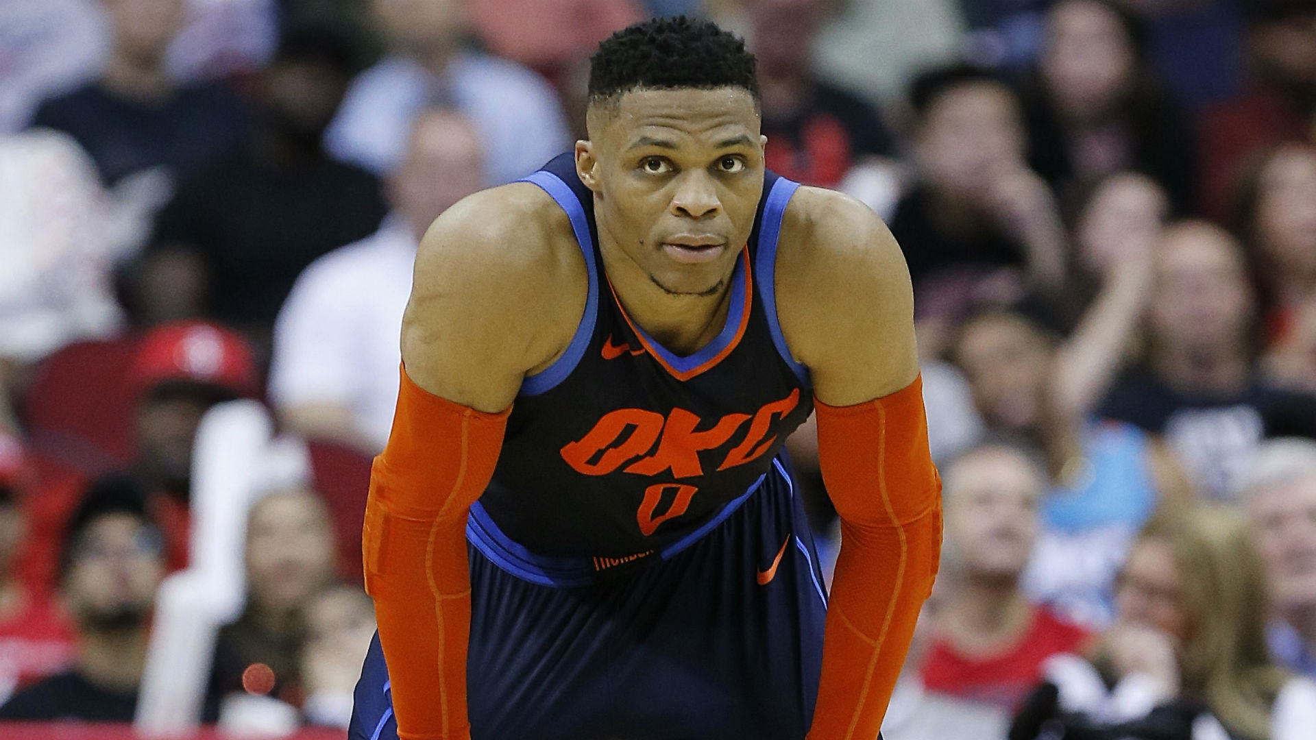 The Oklahoma City Thunder completed their third major trade this month when they reportedly sent Russell Westbrook to the Houston Rockets.