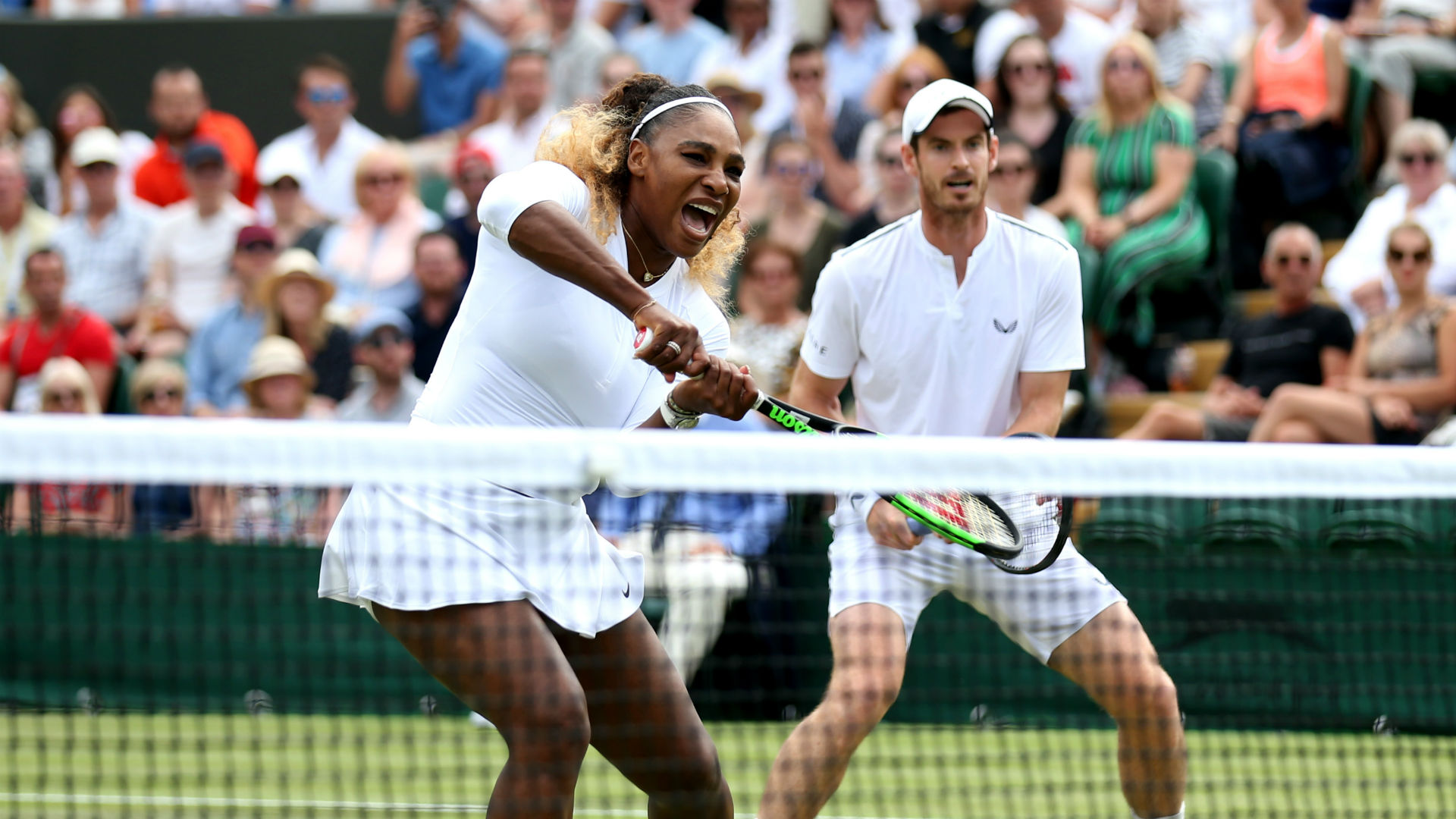 Serena-Murray dream team thwarted