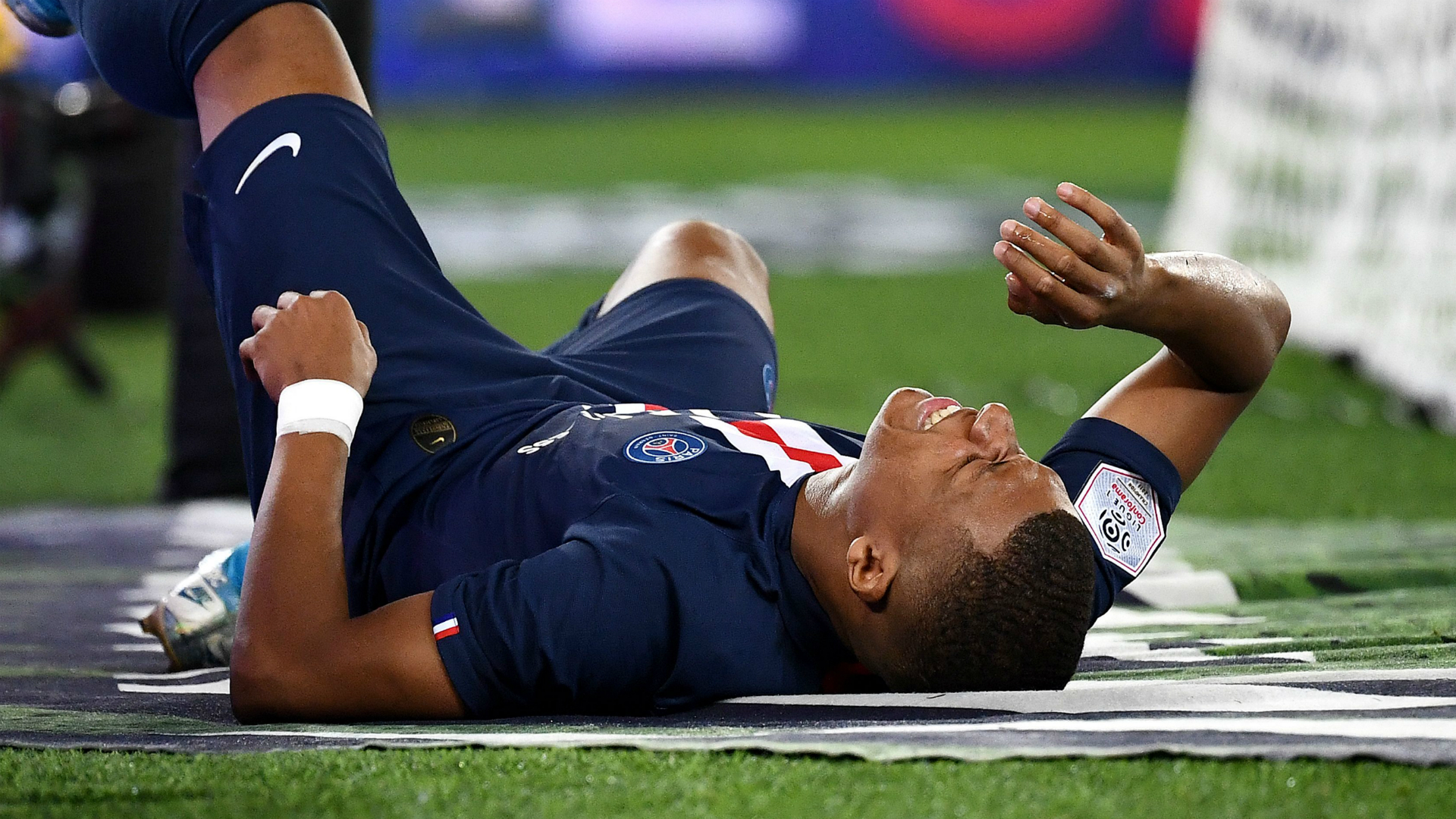 With PSG opening their Champions League campaign against Real Madrid next week, Kylian Mbappe is not yet back in training.
