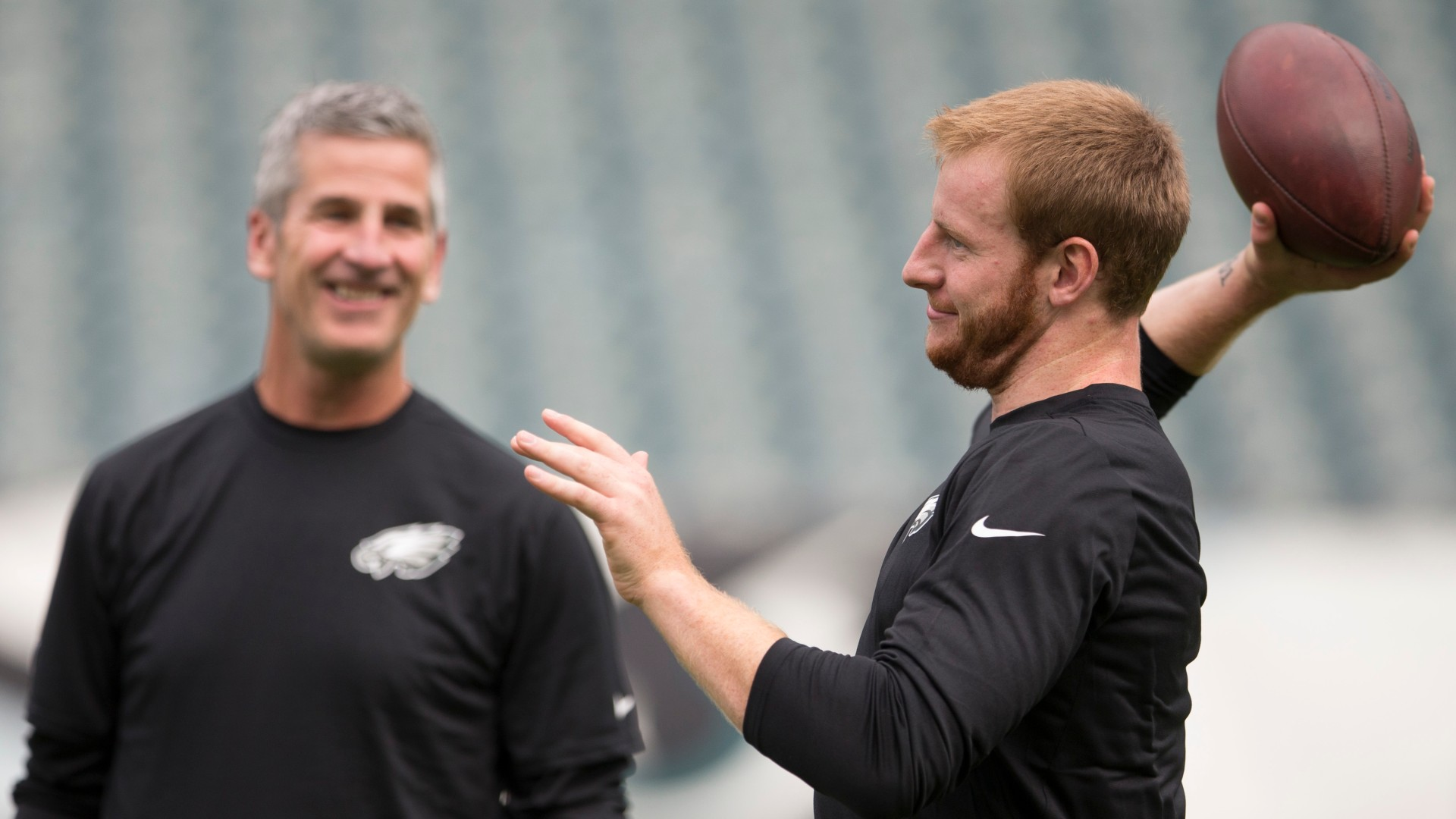 The Indianapolis Colts have put their faith in Frank Reich to get Carson Wentz back to his best; the rewards could be huge if he succeeds.