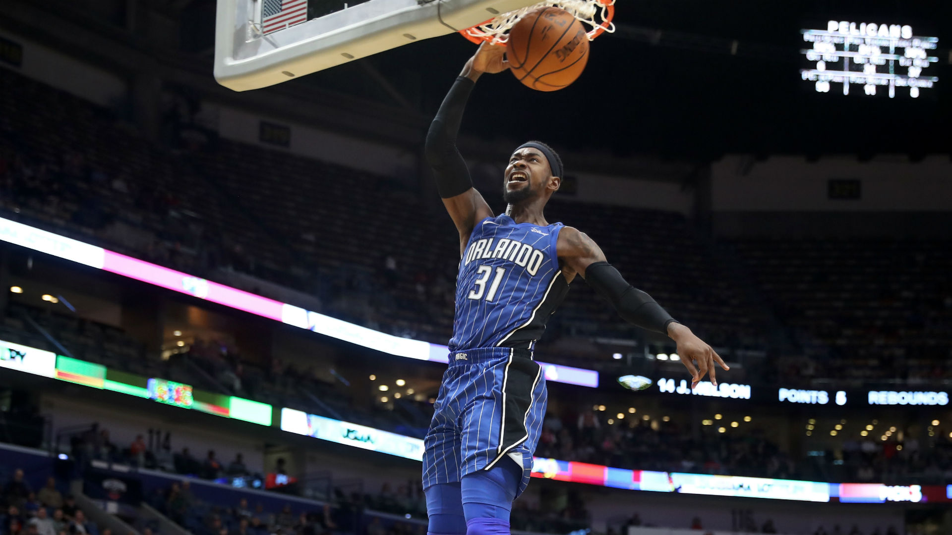 Magic move up in playoff race