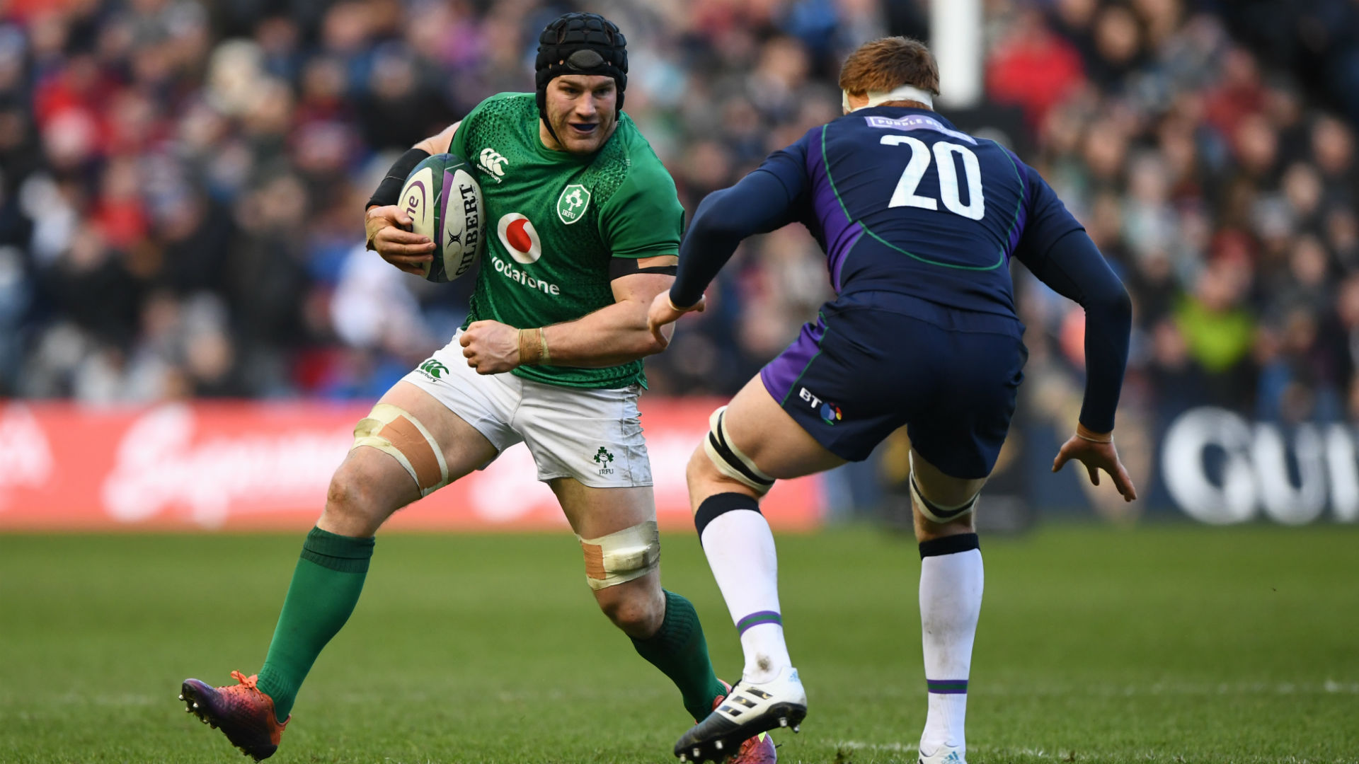 Sean O'Brien's long stay at Leinster will come to an end following the World Cup after he agreed to join ambitious London Irish.