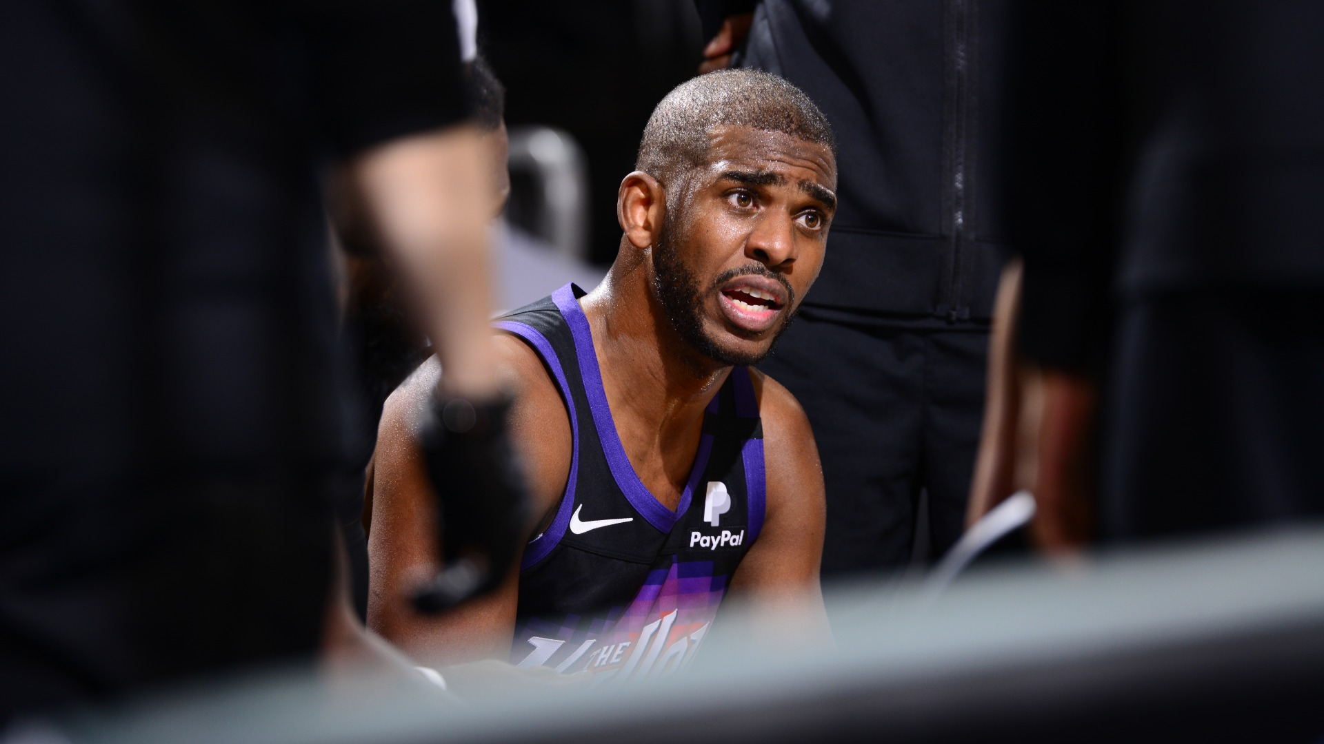 Monty Williams praised Chris Paul and Deandre Ayton after the Phoenix Suns defeated the Utah Jazz on Wednesday.