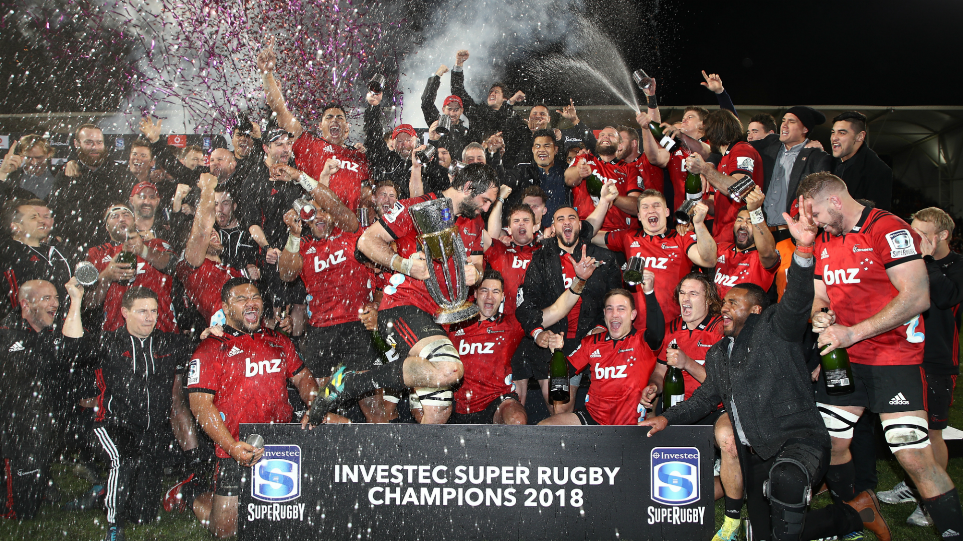 SANZAAR CEO Andy Marinos says reports of Super Rugby shrinking to 14 teams are mere speculation.