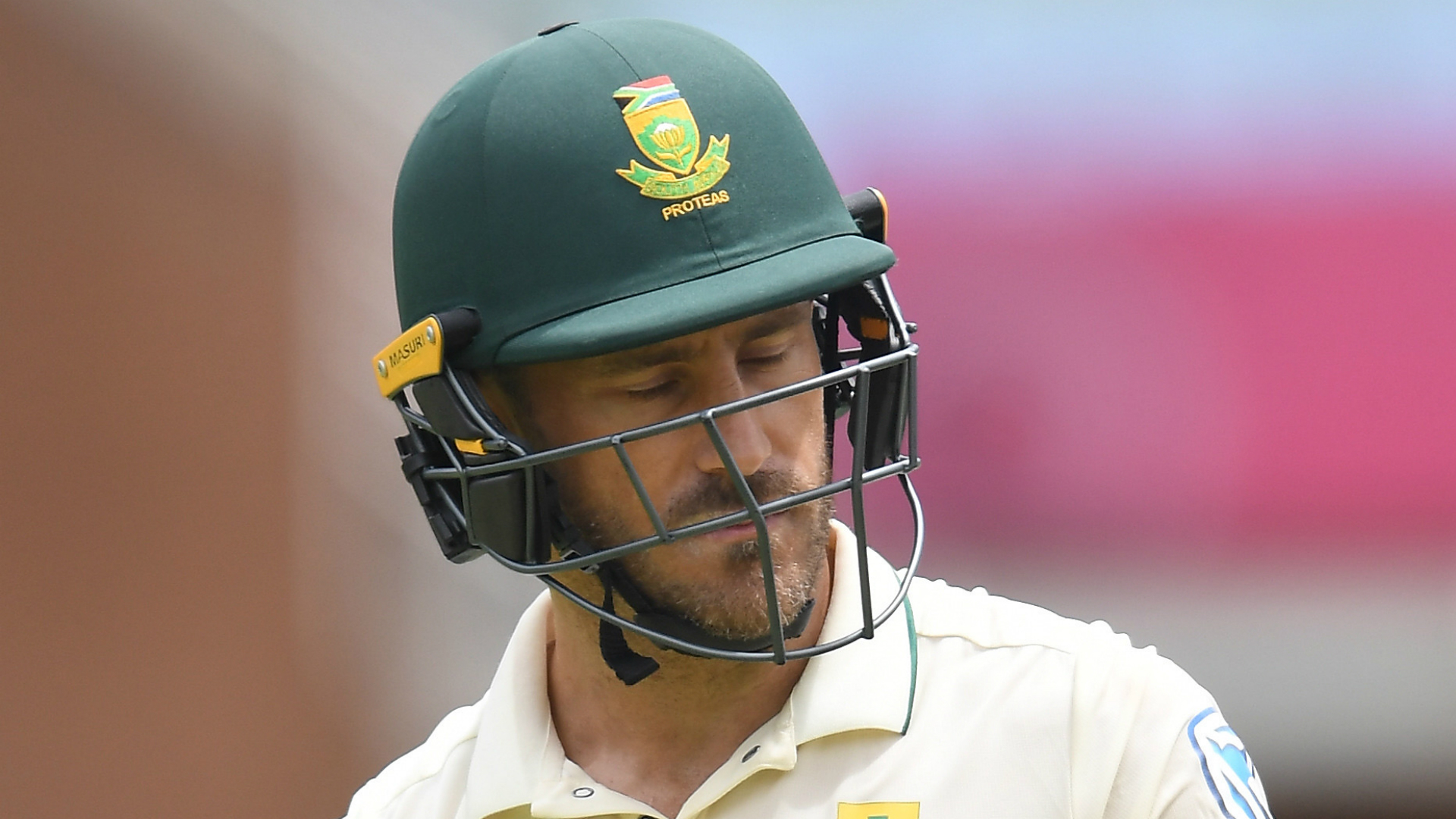 South Africa must improve mentally after their resounding series defeat in India, says skipper Faf du Plessis.