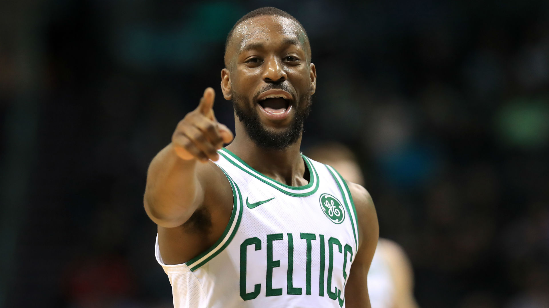 "After helping the Boston Celtics beat his old team, Kemba Walker spoke about the ""special"" reception he got from Hornets fans in Charlotte."