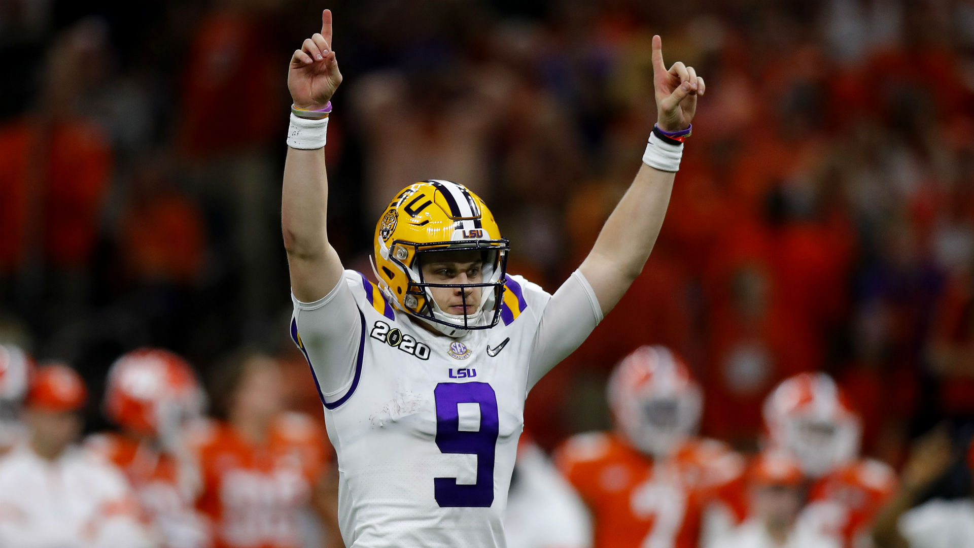 LSU's National Championship win over Clemson saw Joe Burrow achieve a dream he has had since the age of five.