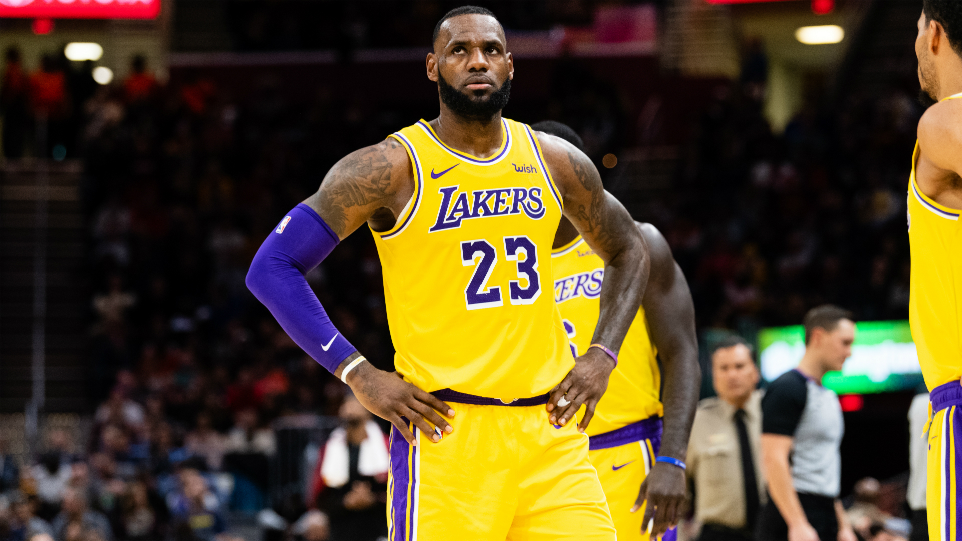 Steve Kerr disappointed for LeBron