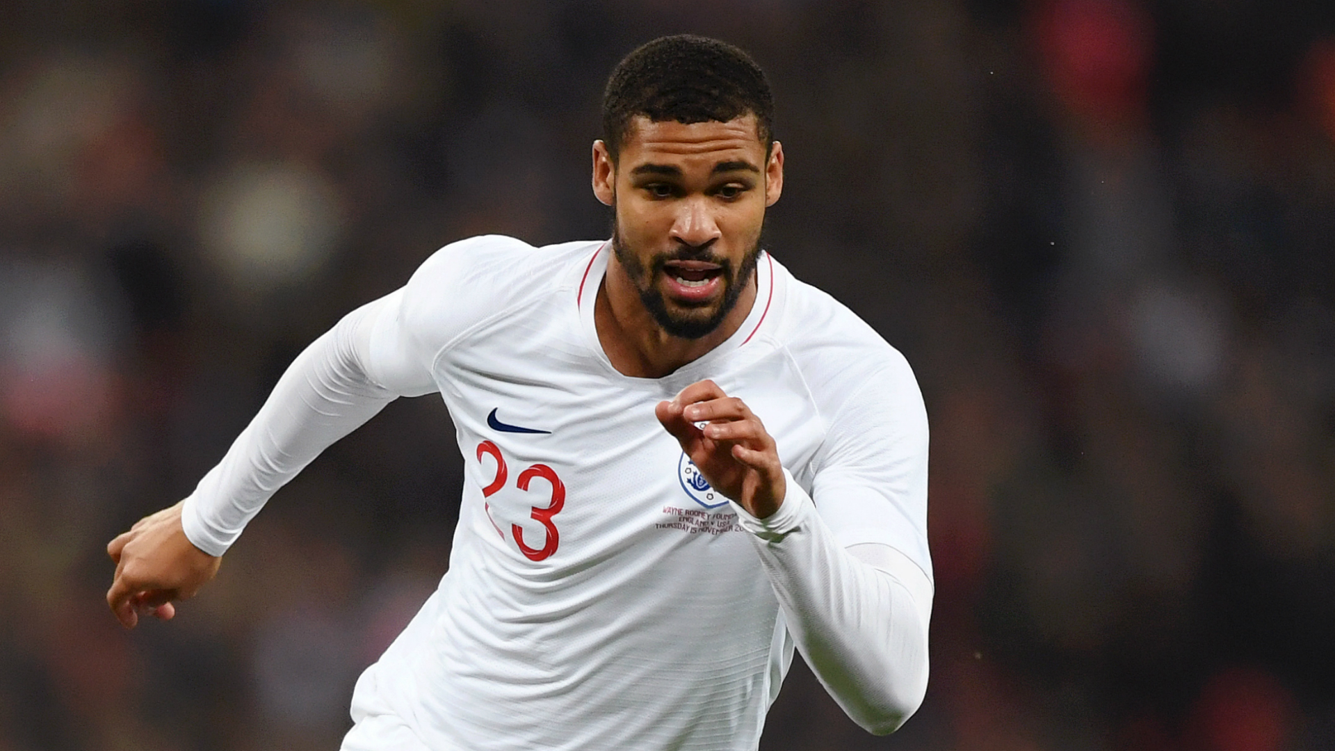 Ruben Loftus-Cheek has reportedly ruptured his Achilles and England manager Gareth Southgate sympathised with the Chelsea midfielder.