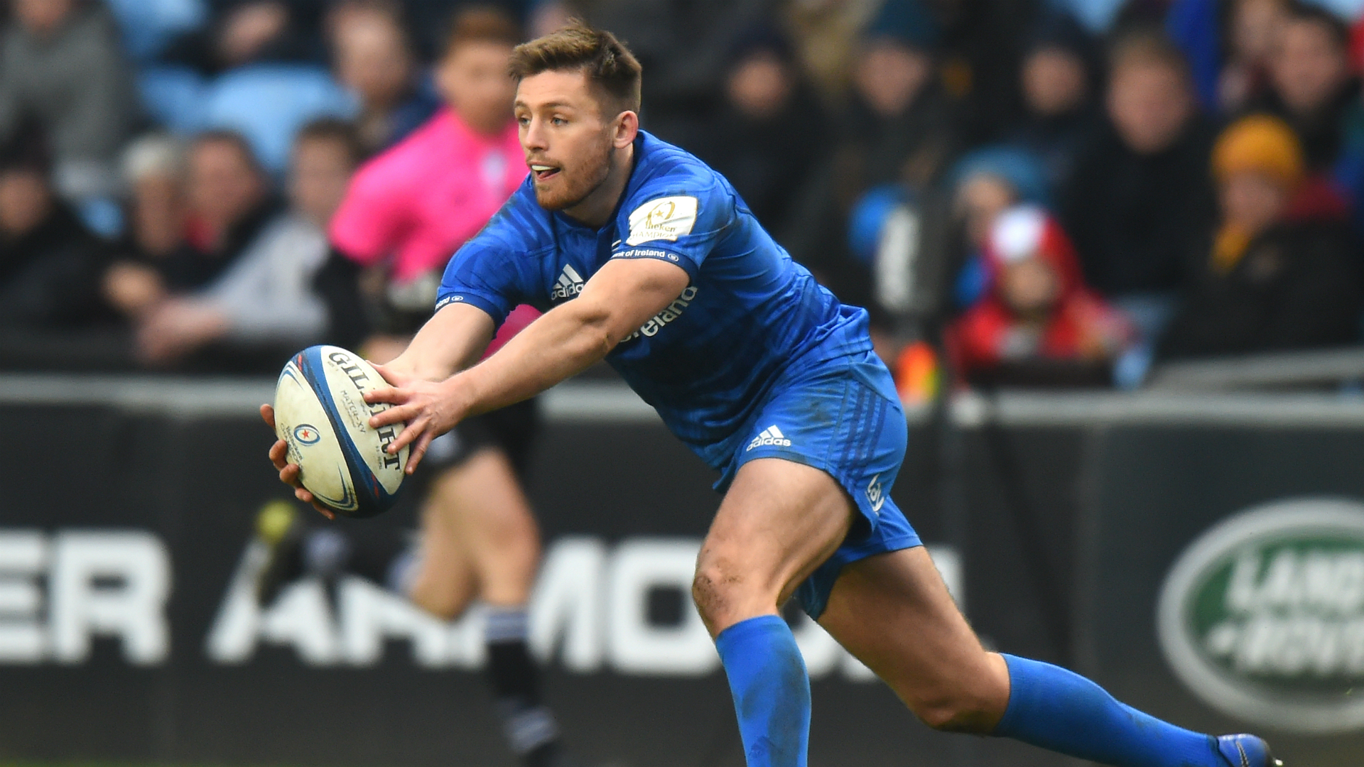 Leinster gut out Munster win
