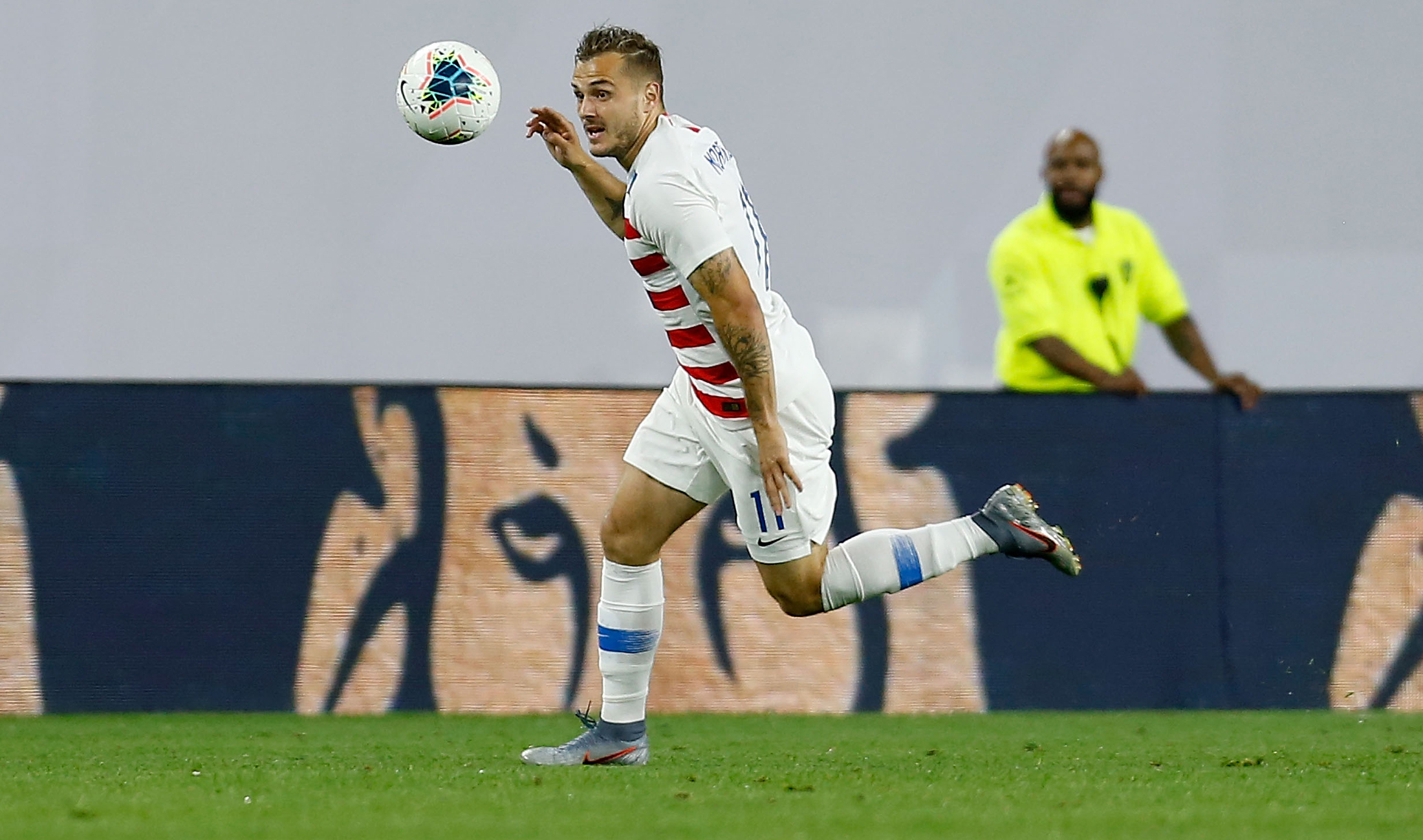 Jordan Morris and Josh Sargent scored braces in the United States' win over Cuba.