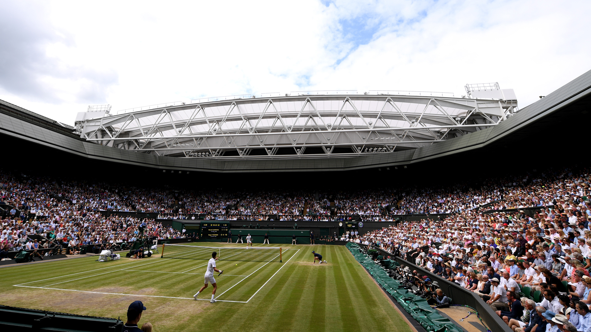 German Tennis Federation vice-president Dirk Hordorff has said Wimbledon will be cancelled due to the coronavirus pandemic.