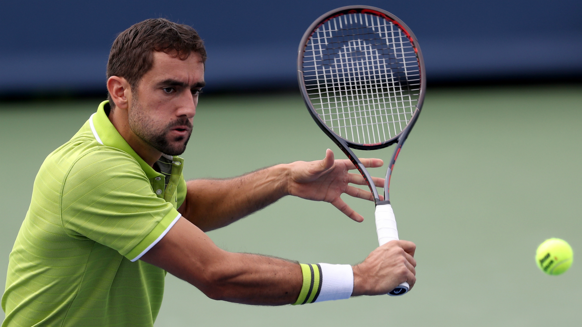 Marin Cilic and Andy Murray both exited the ATP Masters 1000 tournament in Cincinnati on Monday.