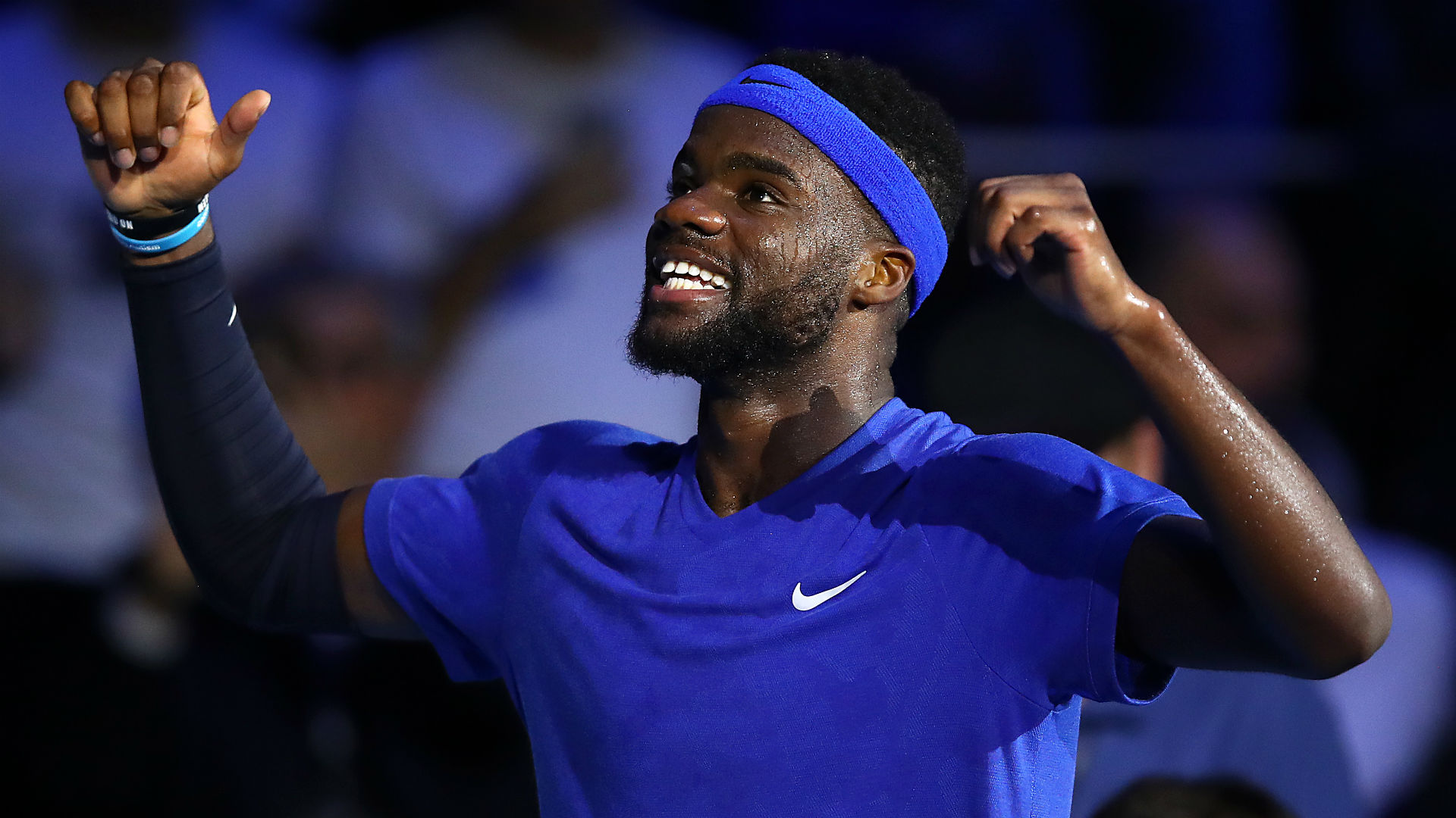 The top two seeds will meet in the semi-finals in Milan, with Frances Tiafoe doing battle with Alex de Minaur.