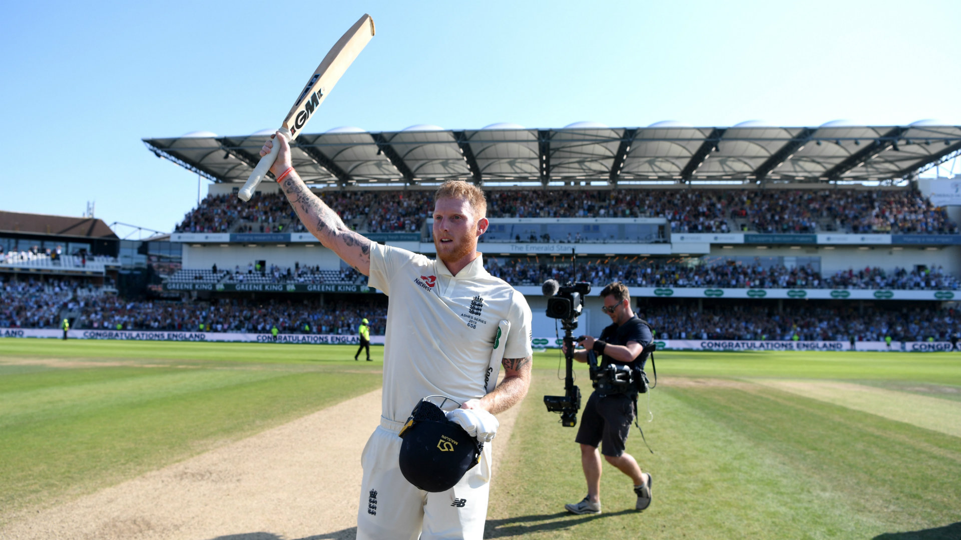 Botham hails 'special one' Stokes