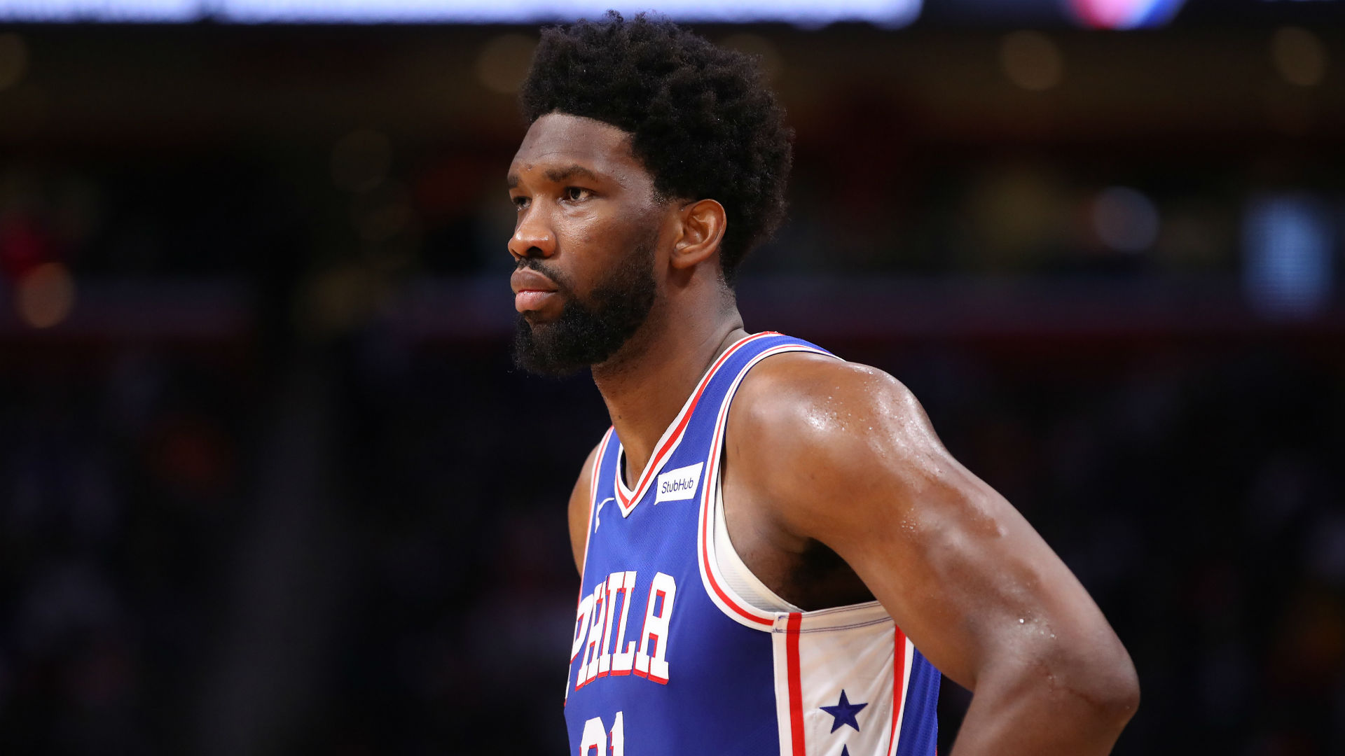 The Philadelphia 76ers lost on the road again on Wednesday and that was not their only setback, with Joel Embiid going off injured.
