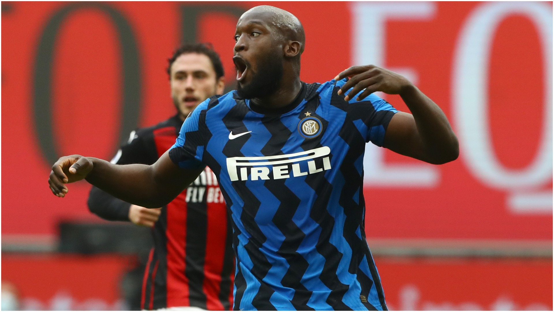 Inter striker Romelu Lukaku answered questions from followers on Twitter about life at Inter, Lautaro Martinez and his time in England.