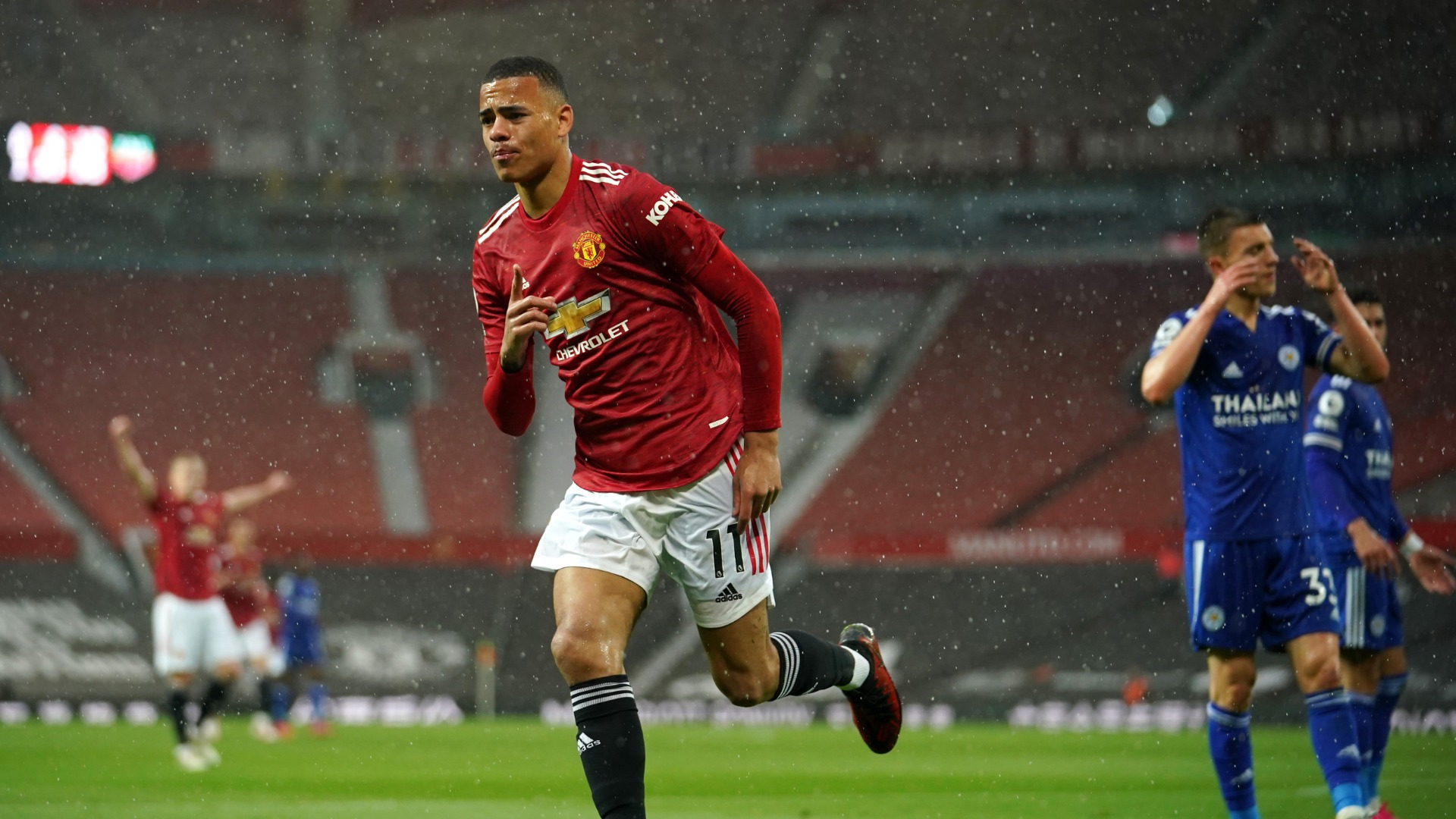 Mason Greenwood has rediscovered his best form and Ole Gunnar Solskjaer wants him to take on even more responsibility.