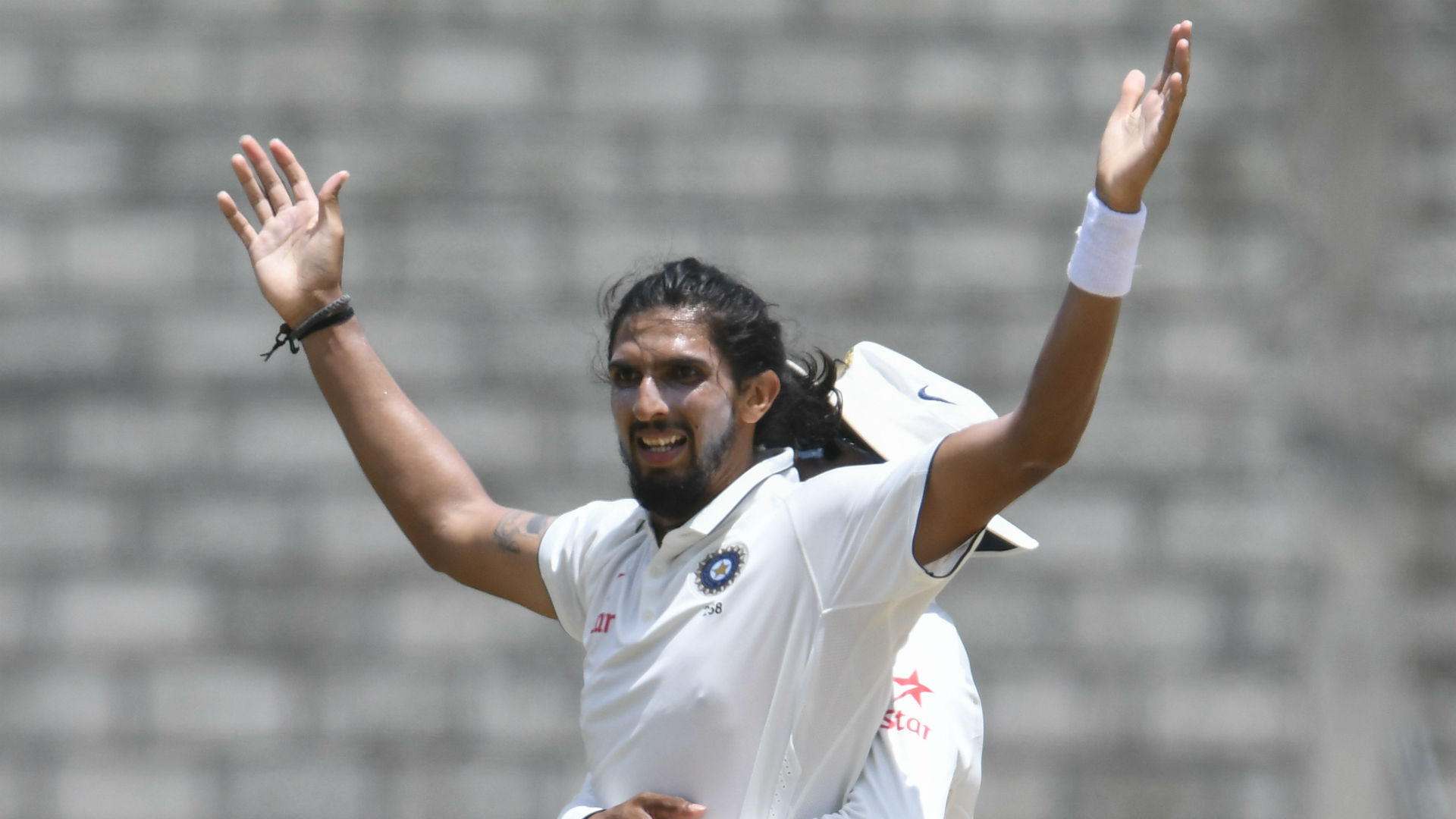Ishant Sharma will reach a huge landmark when India face England in the third Test and Virat Kohli has lavished praise on the paceman.