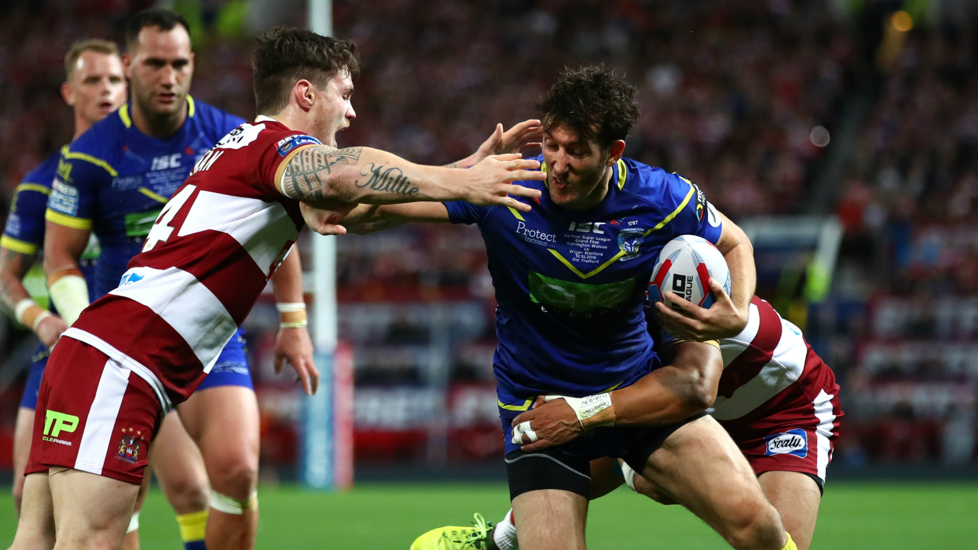 Stefan Ratchford is set to miss a large portion of the Super League season as he prepares to undergo surgery.