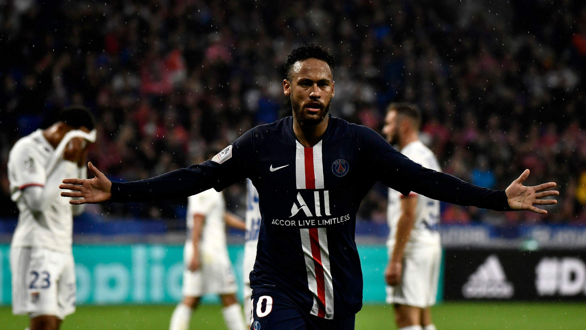 Ligue 1 report: Lyon 0-1 PSG