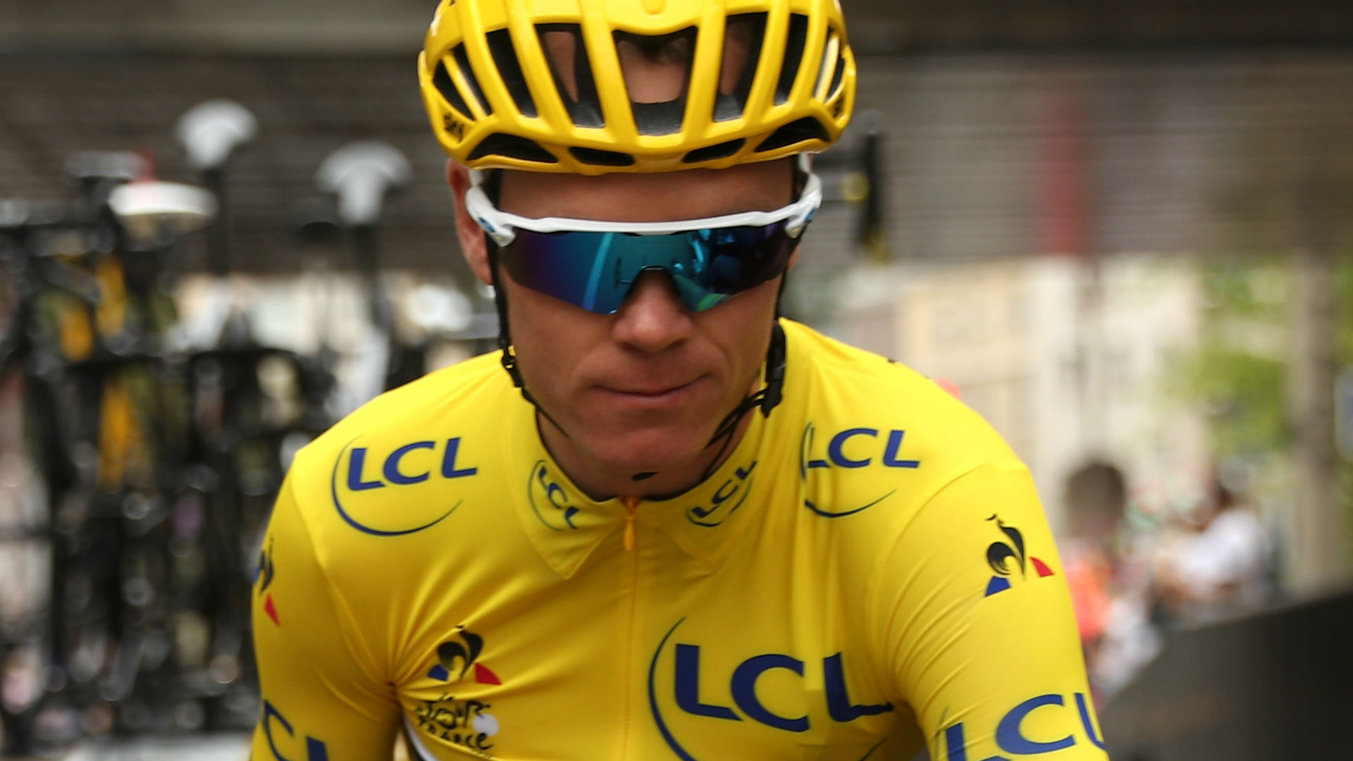 Team INEOS have provided an update on Chris Froome, who will miss the Tour de France after crashing in the Criterium du Dauphine.