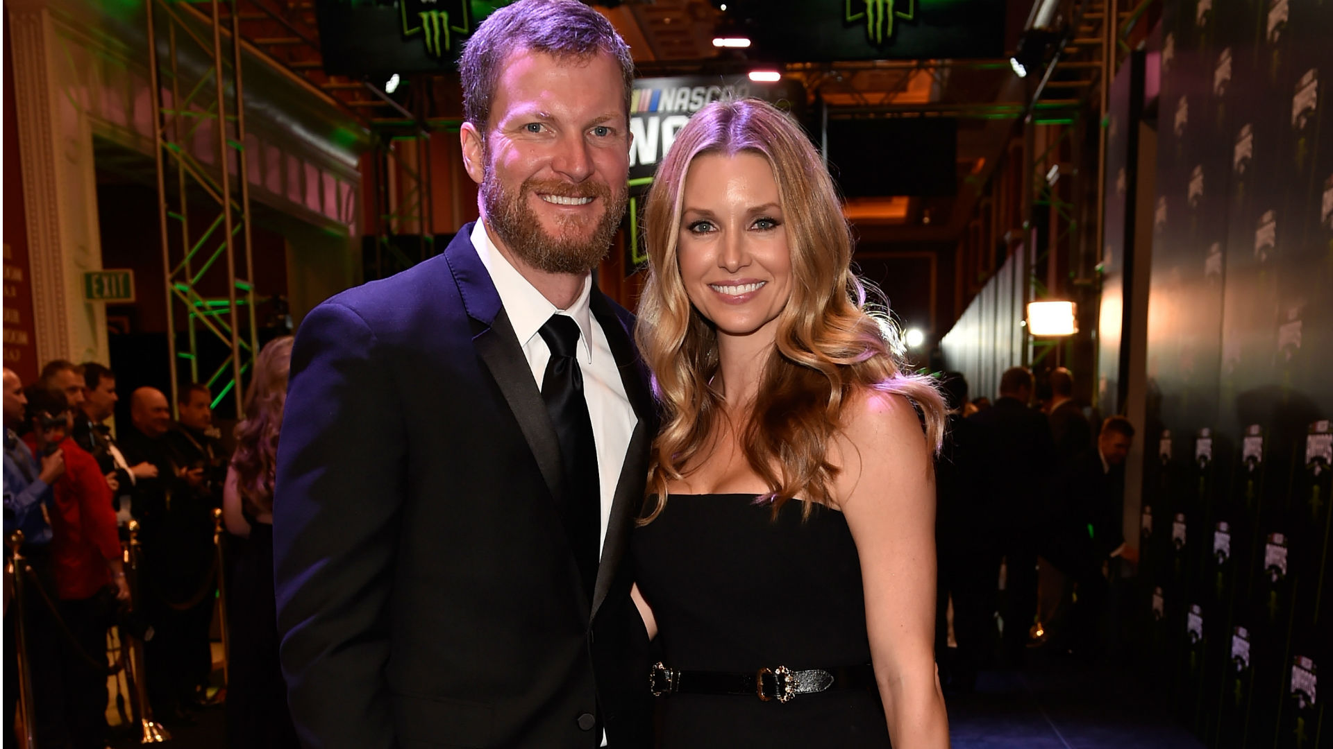 After a plane crash in Tennessee, Dale Earnhardt Jr. and his family are safe.
