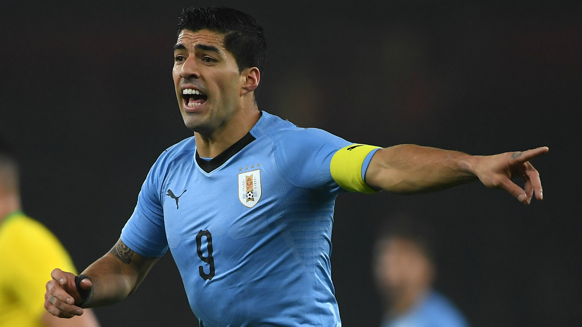 """Oscar Tabarez has """"high hopes"""" about Luis Suarez's fitness ahead of next month's Copa America."""