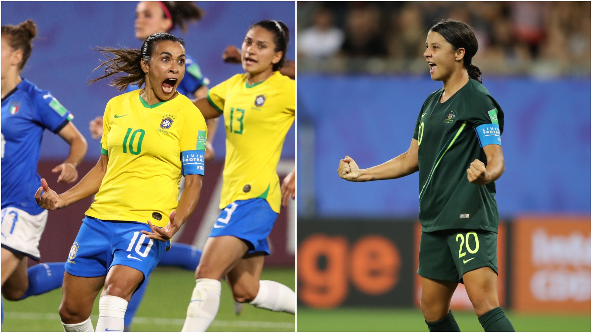 Women's World Cup Review