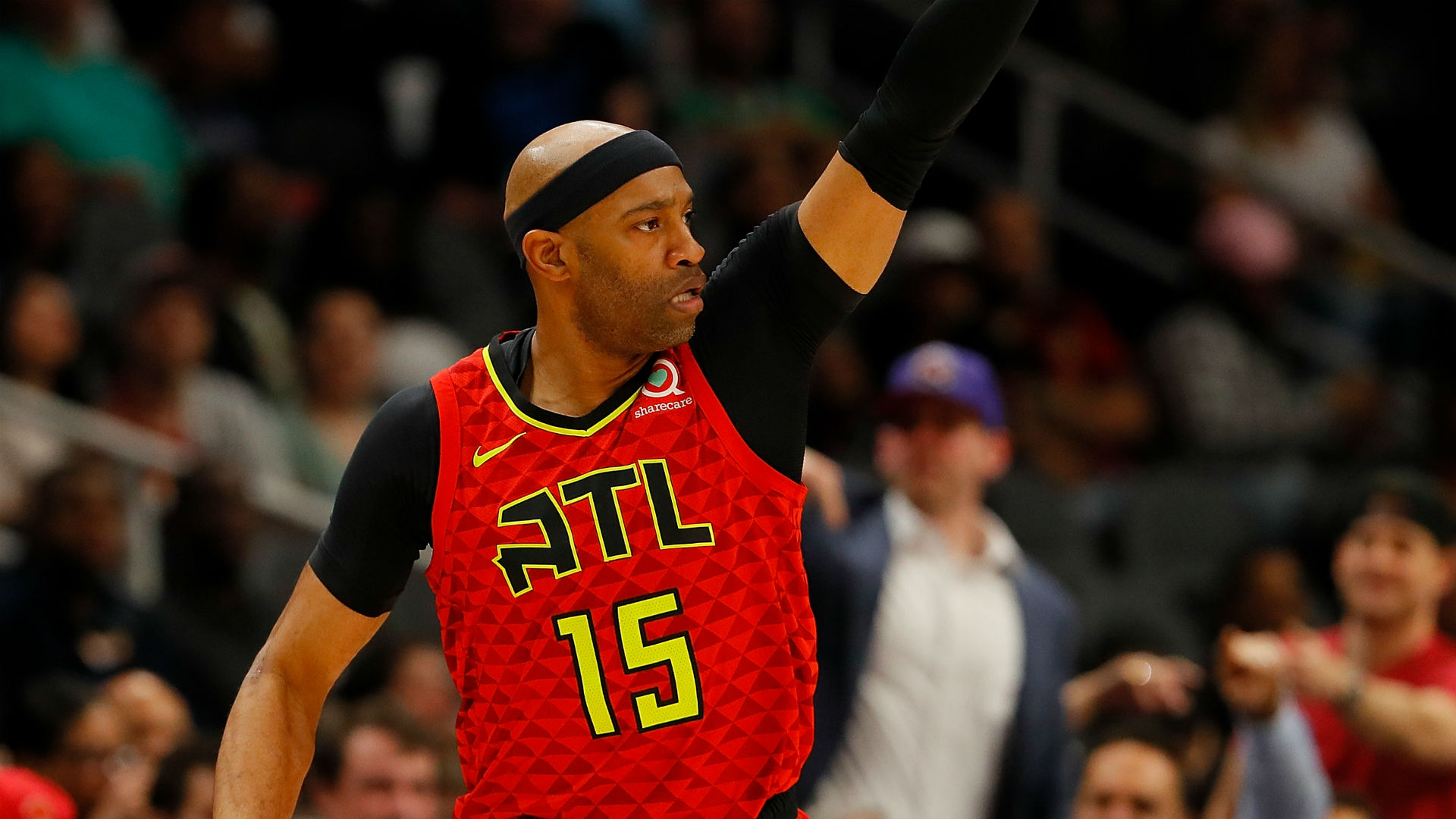 The Atlanta Hawks have brought back Vince Carter for a record-breaking 22nd NBA season.