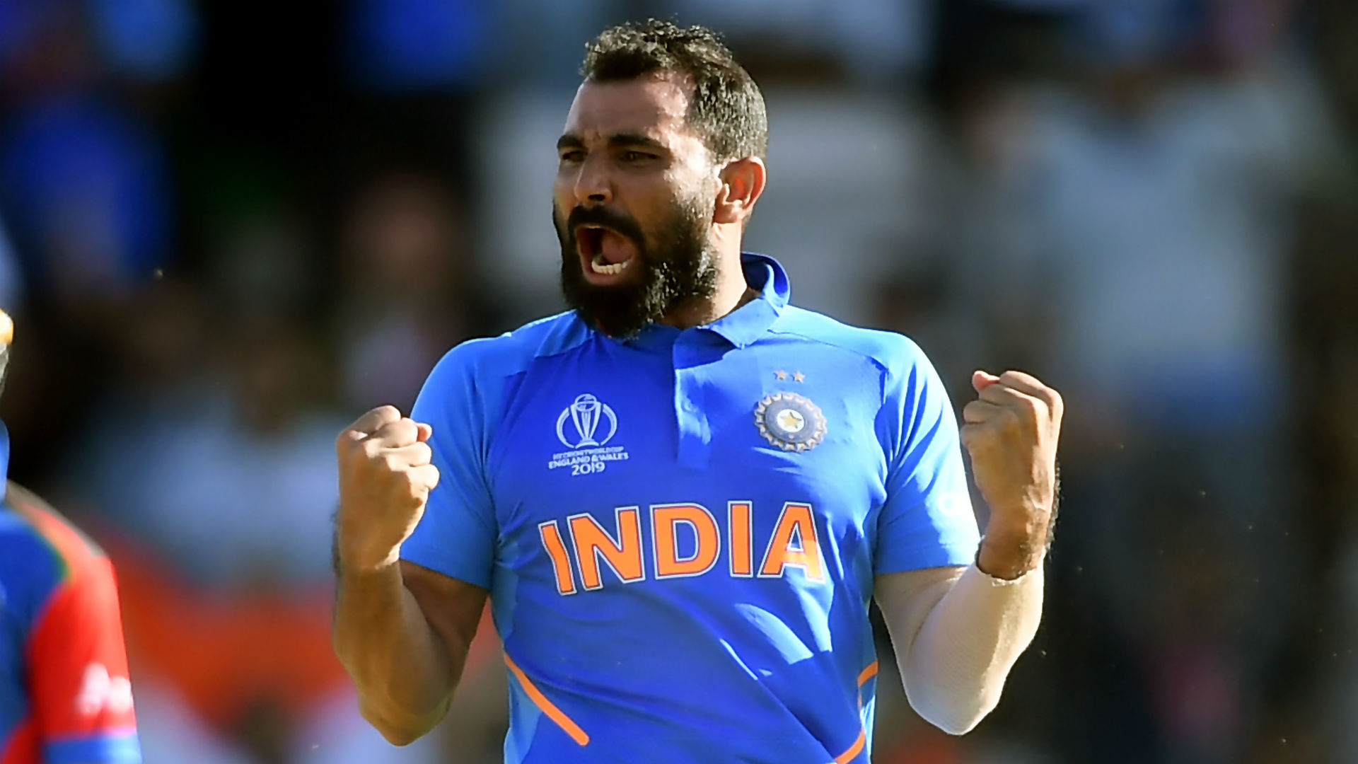 "Mohammed Shami grasped his opportunity against Afghanistan and Bharat Arun says he has given India a ""good headache"""