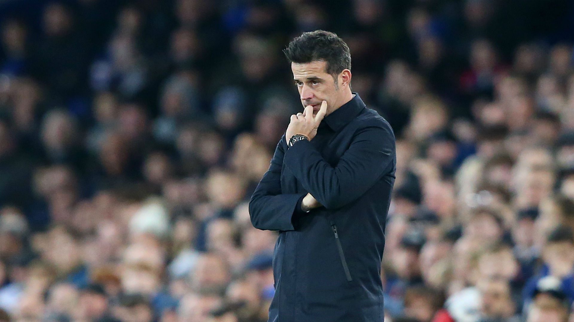 Marco Silva is under pressure after a poor start to the season at Everton but victory over Liverpool at Anfield could change everything.