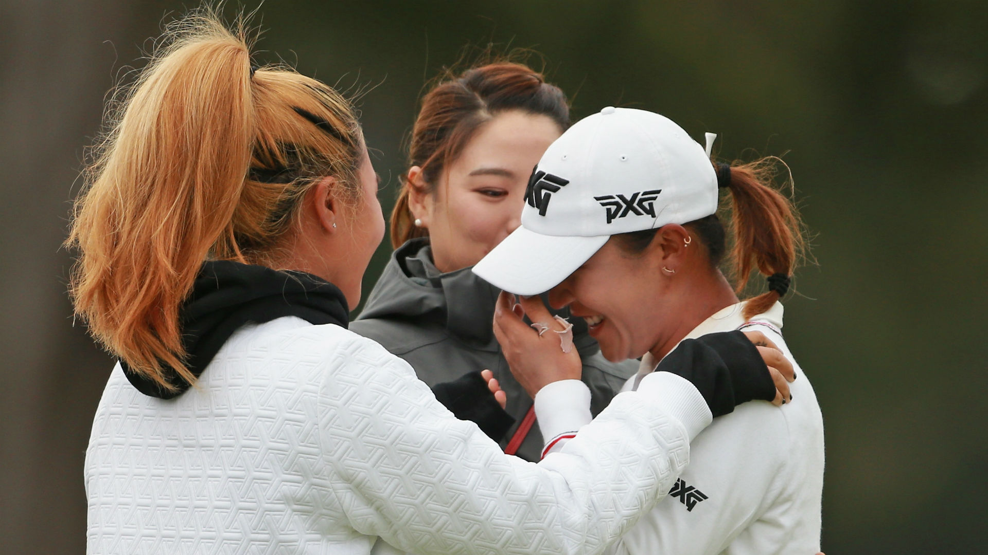 After two years without a title on the LPGA Tour, Lydia Ko was back in the winner's enclosure on Sunday, bringing plenty of tears.