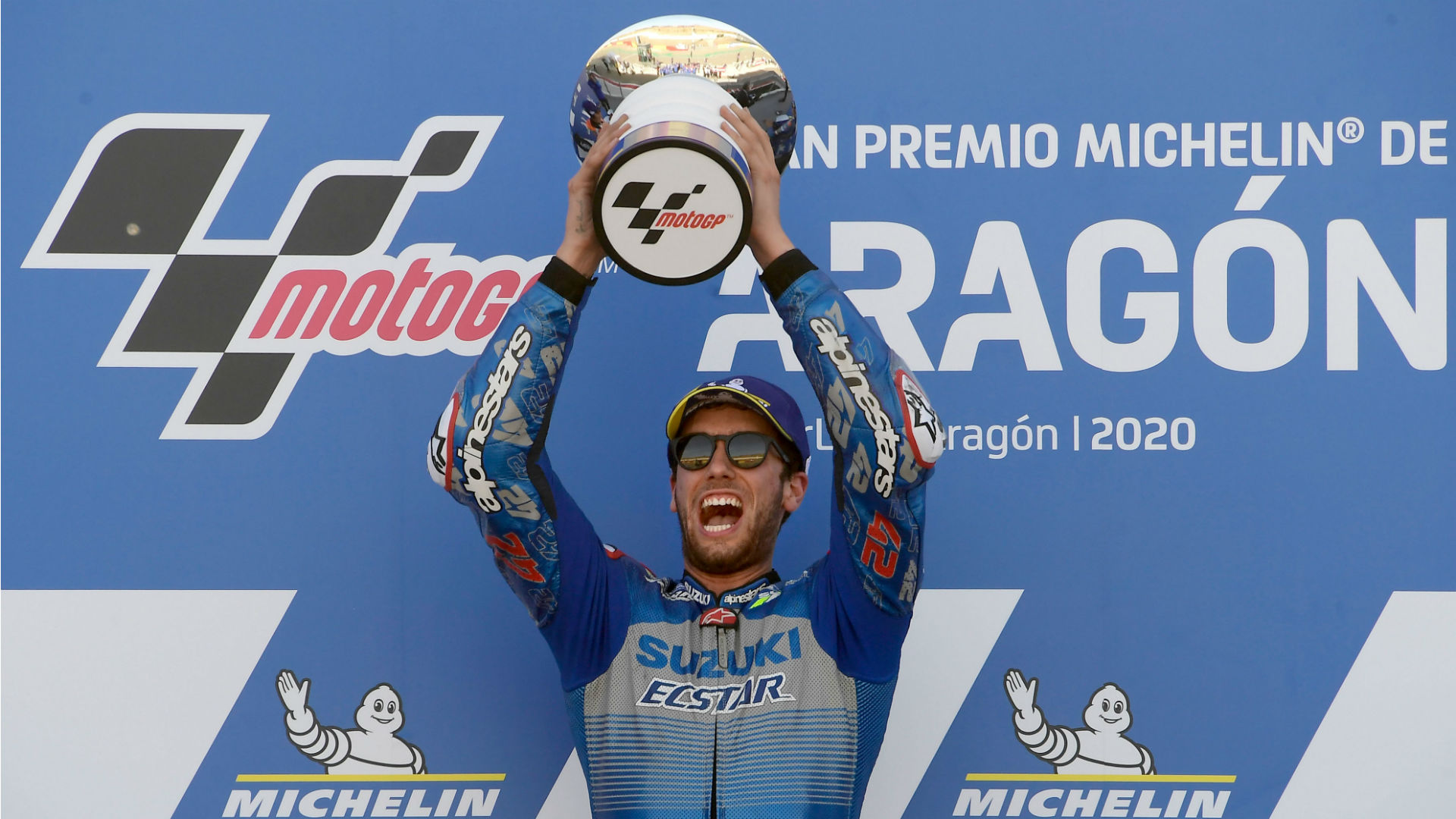 Alex Rins and Alex Marquez enjoyed fine displays at MotorLand, though new world championship leader Joan Mir was left slightly frustrated.