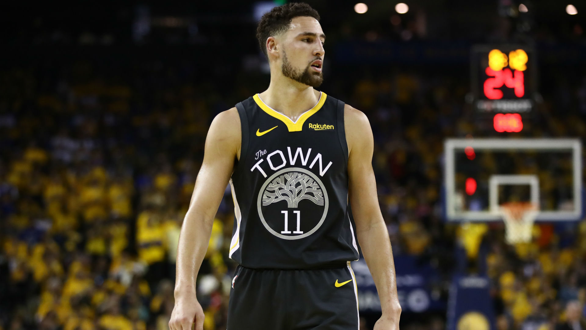 Warriors confirm Thompson injury