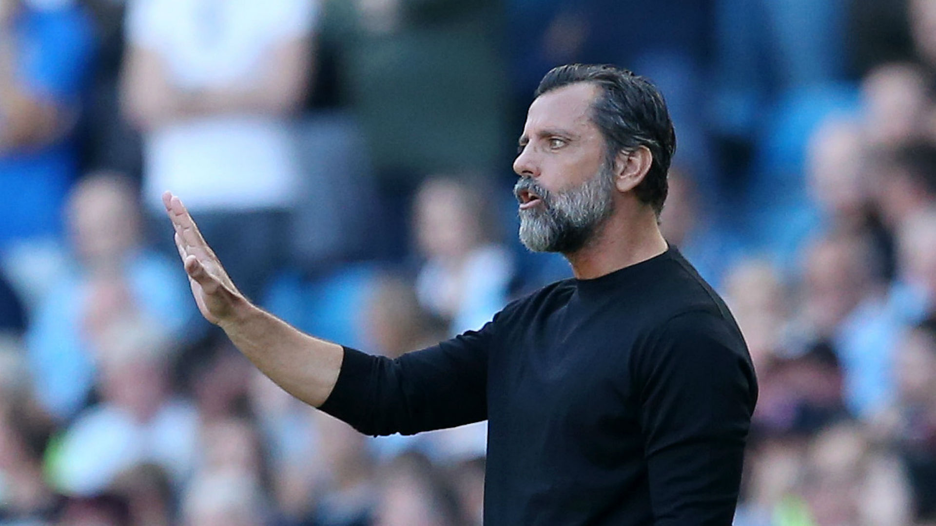 Quique Sanchez Flores says he wants to forget about Manchester City after they inflicted yet another heavy defeat on Watford.