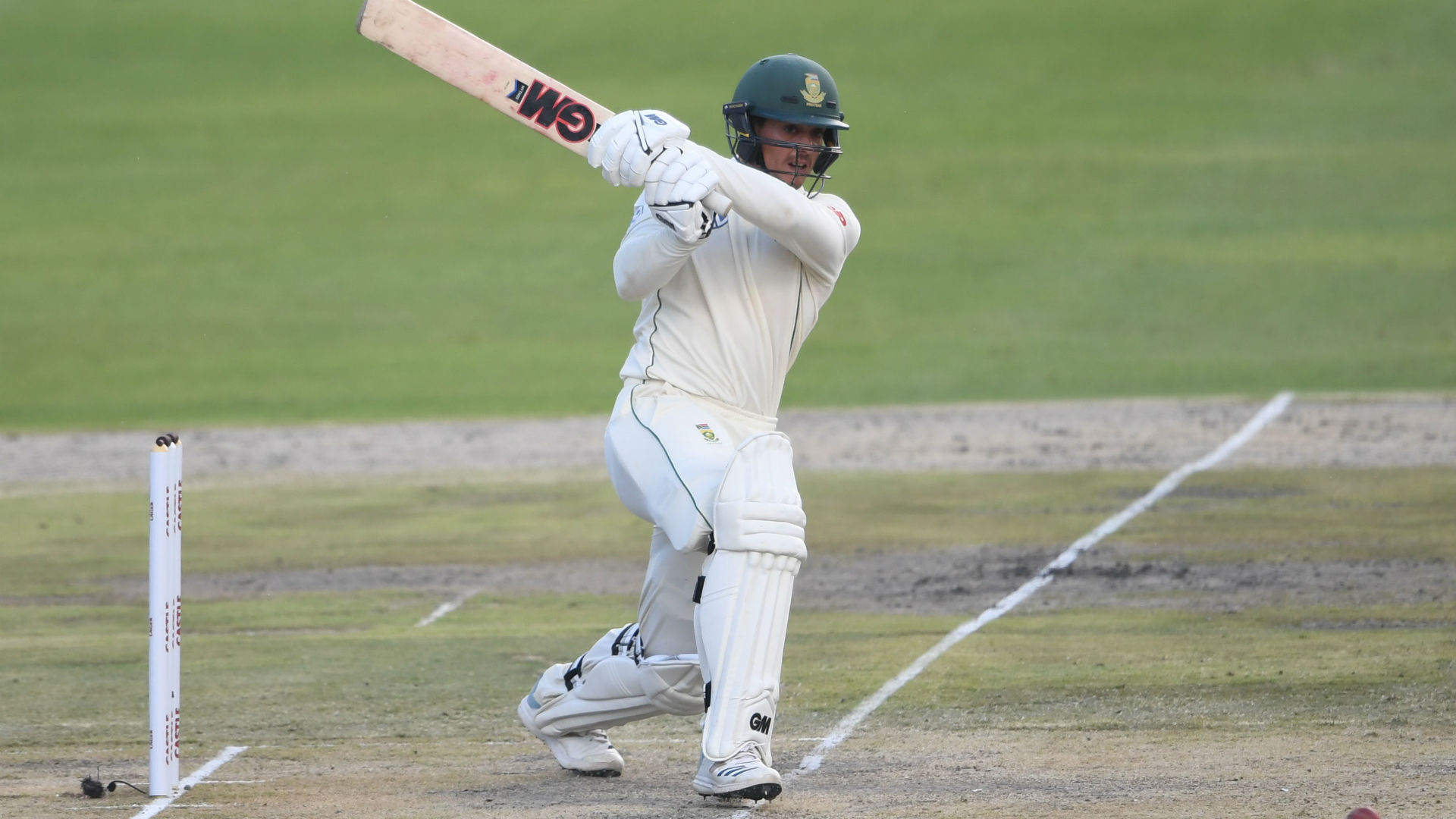 De Kock delighted with rare century