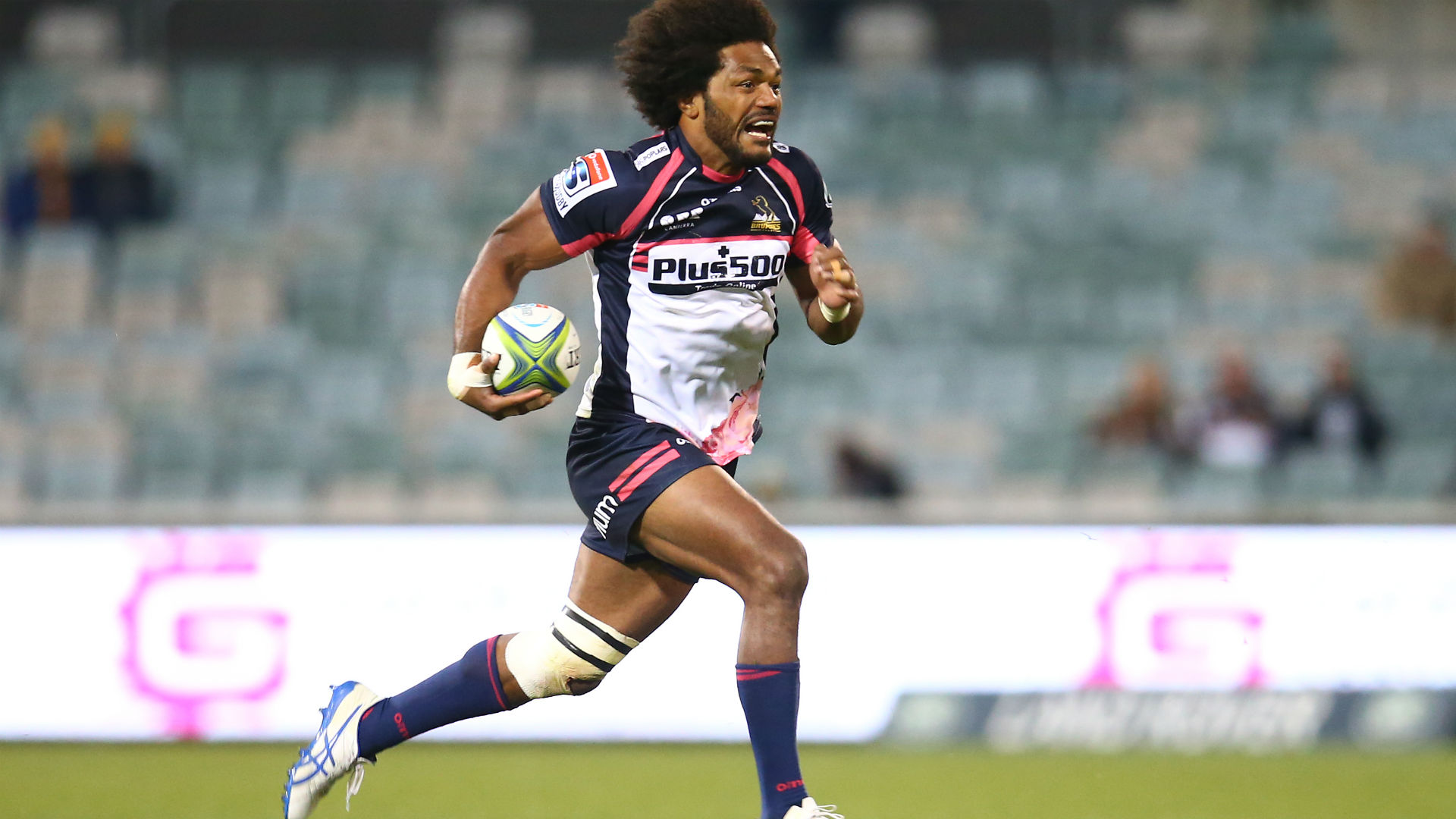 The Brumbies have been dealt another blow, with confirmation that Henry Speight will leave the club to join the Reds at the end of 2019.