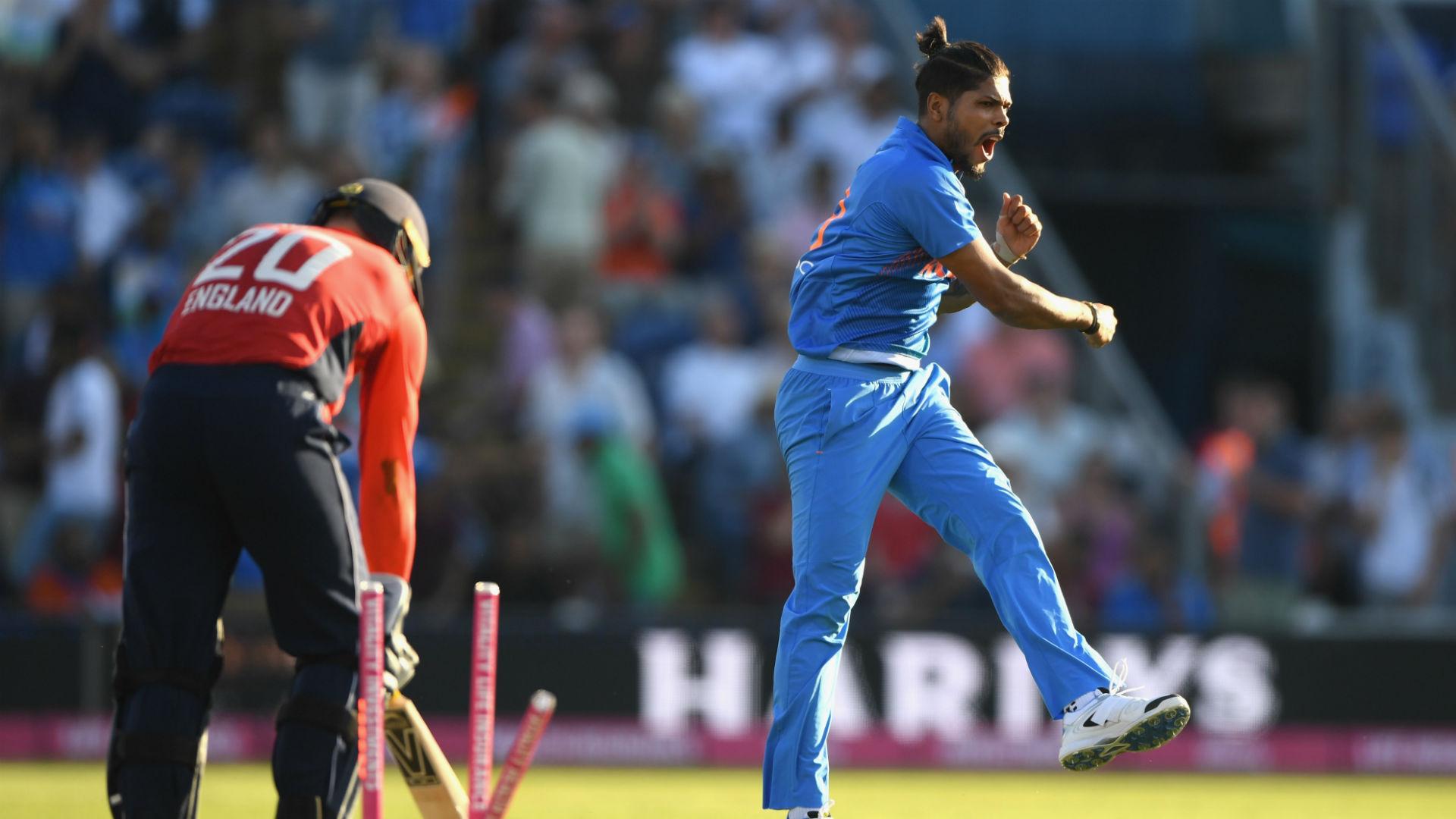 Umesh replaces injured Thakur